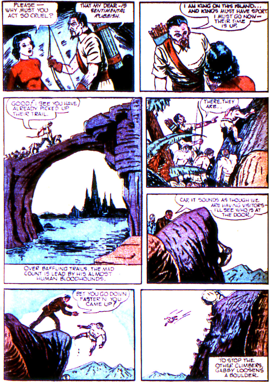 Read online Adventure Comics (1938) comic -  Issue #44 - 37