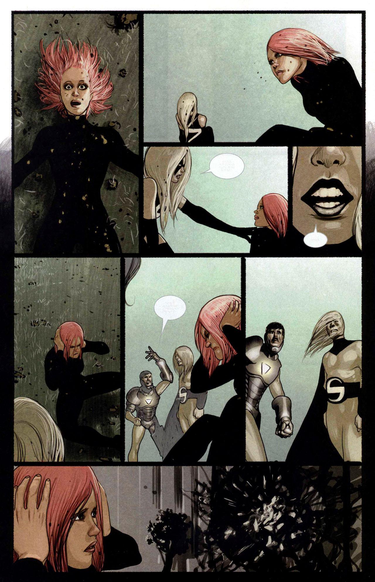 Read online Silent War comic -  Issue #5 - 19