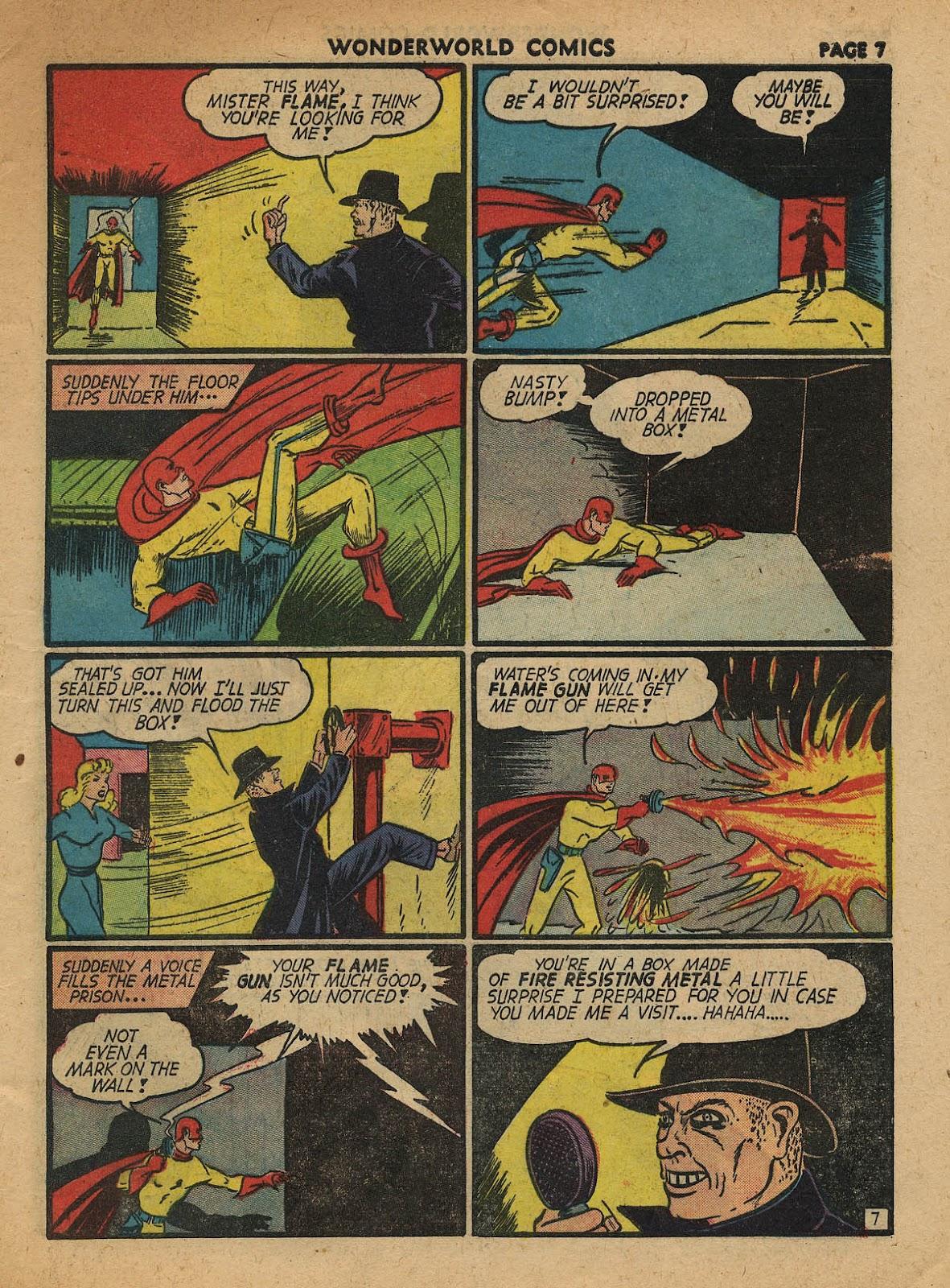 Wonderworld Comics issue 23 - Page 9