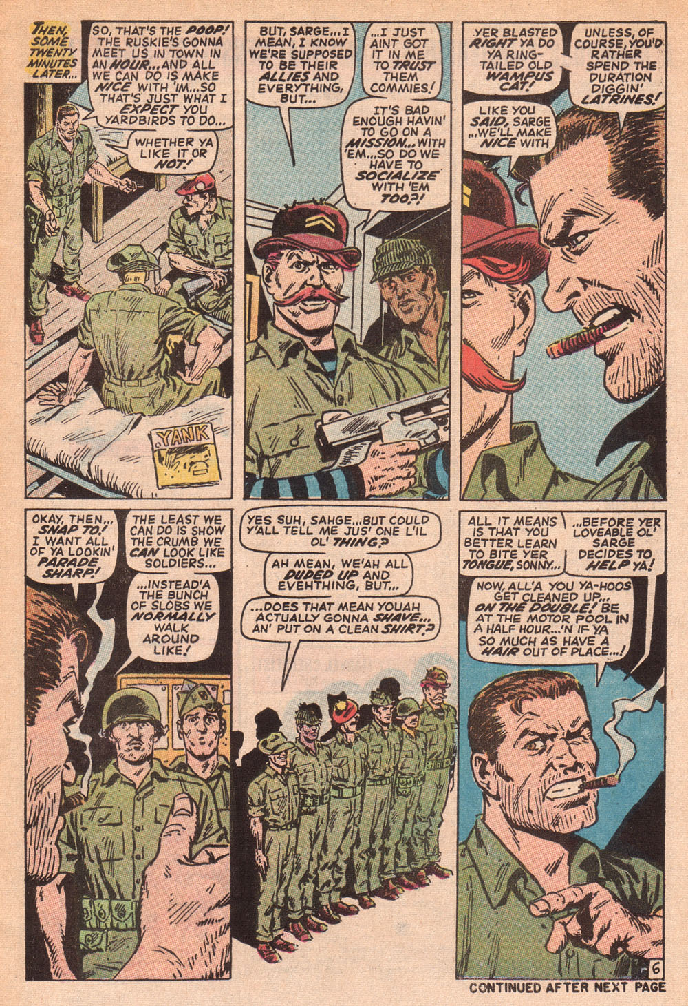 Read online Sgt. Fury comic -  Issue #73 - 9