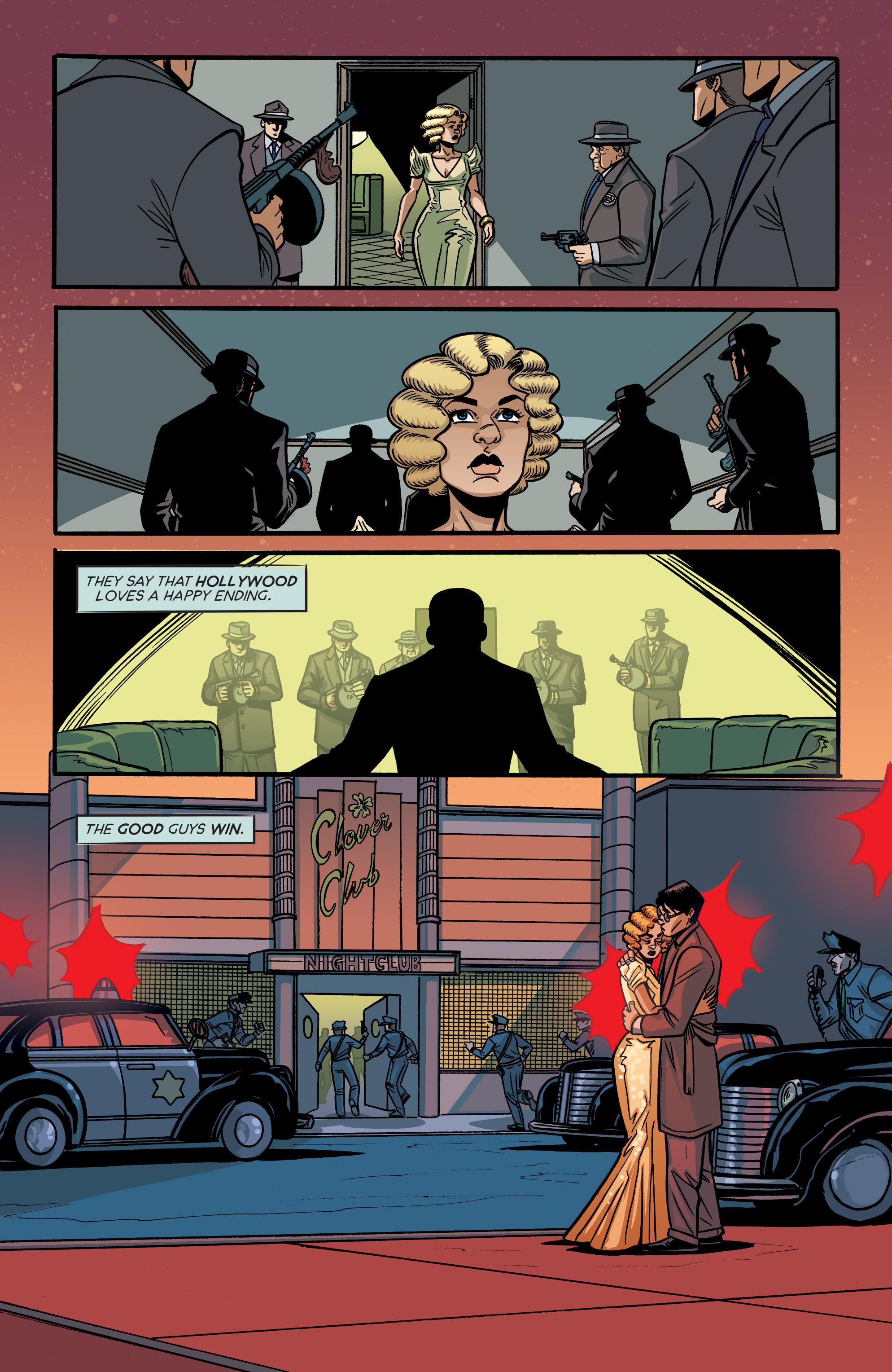 Read online Angel City comic -  Issue #6 - 23