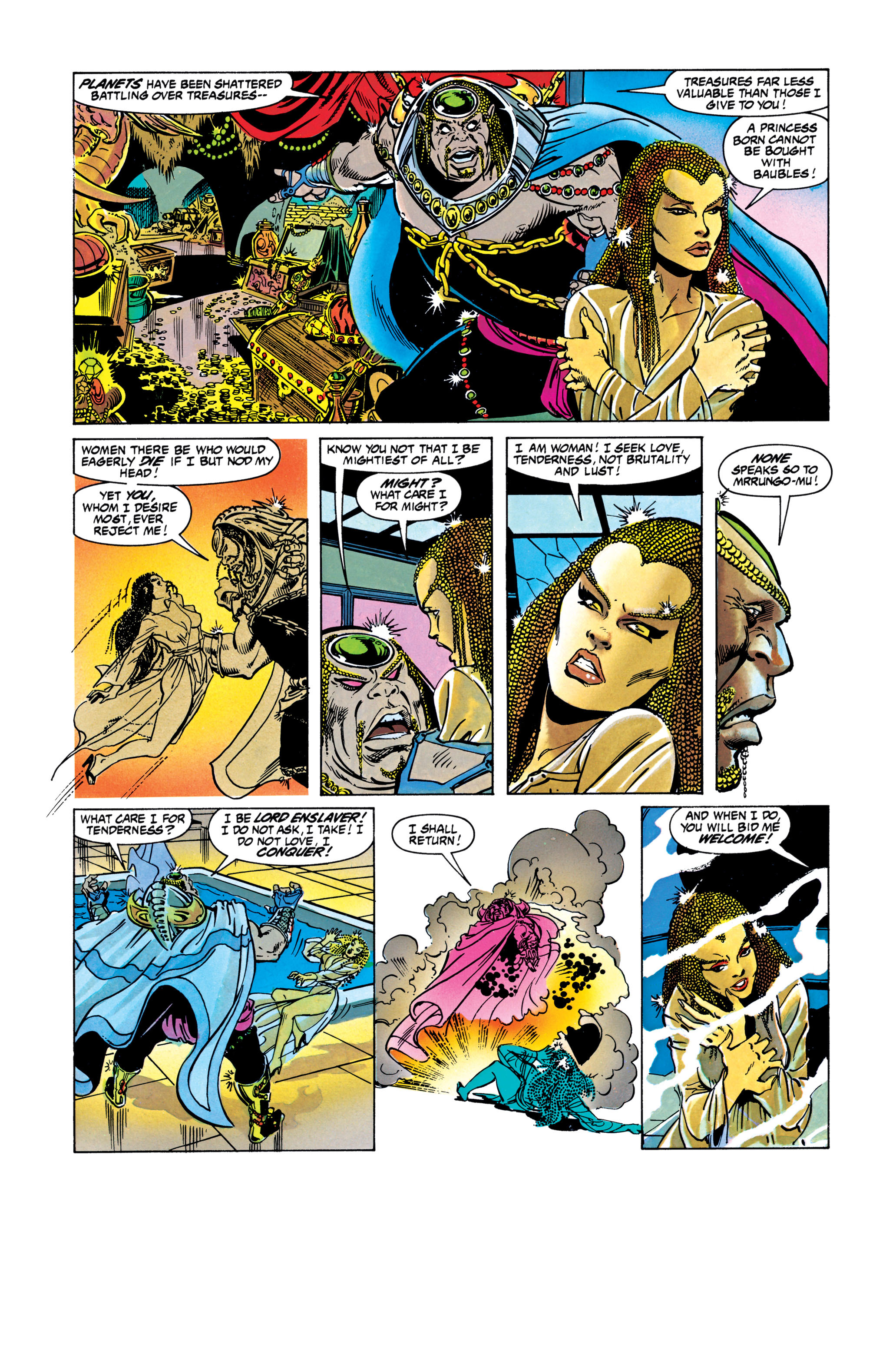 Read online Silver Surfer: Parable comic -  Issue # TPB - 89
