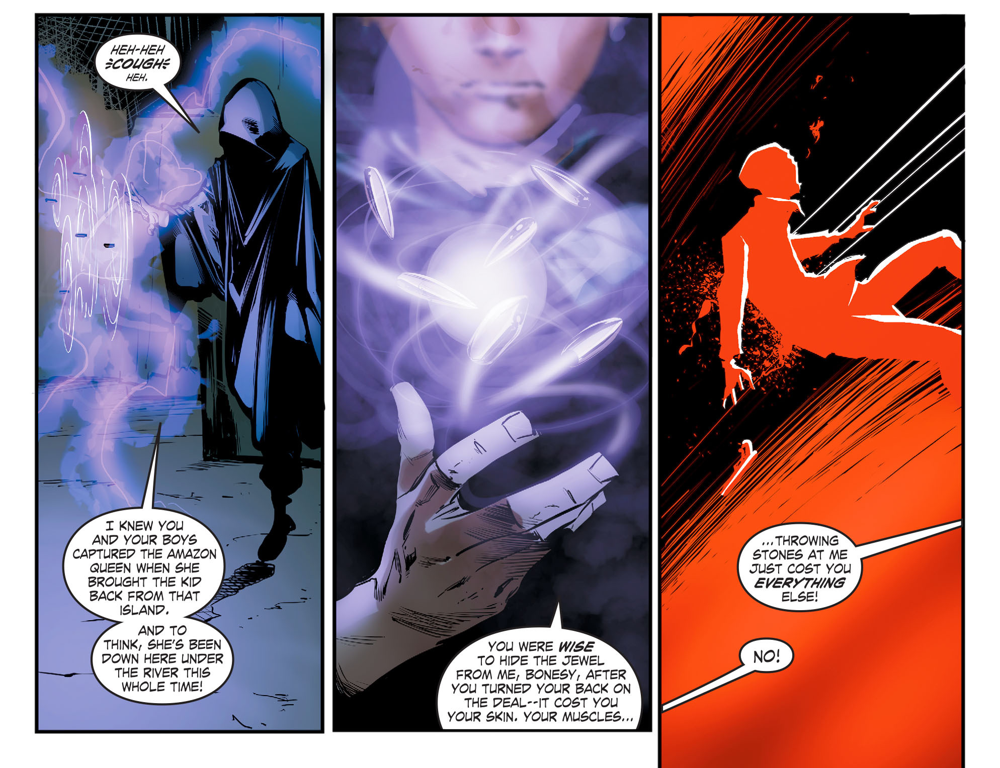 Read online Smallville: Season 11 comic -  Issue #65 - 12