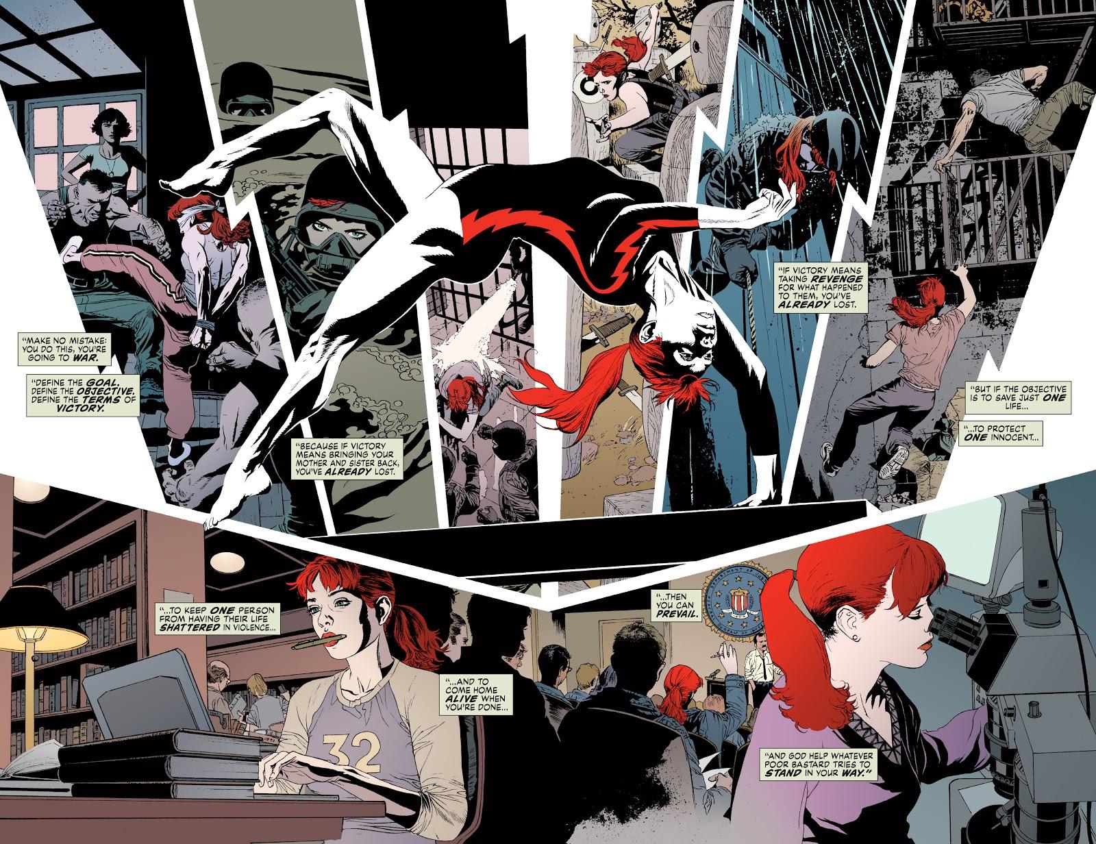 Read online Detective Comics (1937) comic -  Issue # _TPB Batwoman – Elegy (New Edition) (Part 2) - 29