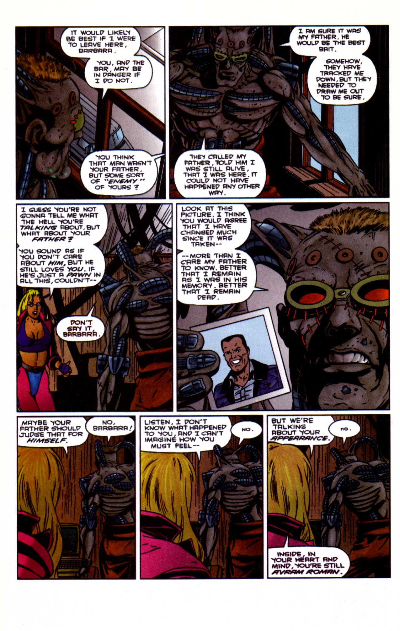 Barb Wire (1994) issue 4 - Page 15