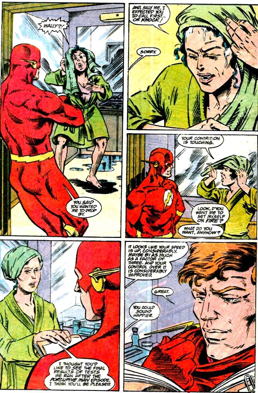 Read online The Flash (1987) comic -  Issue # _Annual 3 - 7
