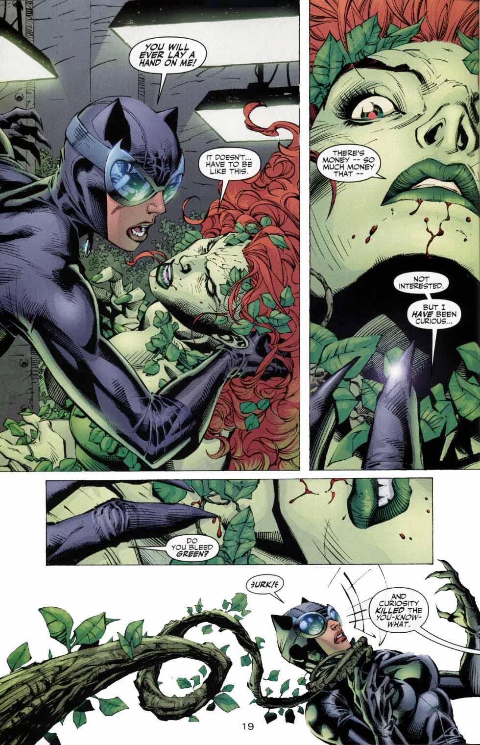 Read online Batman: Hush comic -  Issue #4 - 18
