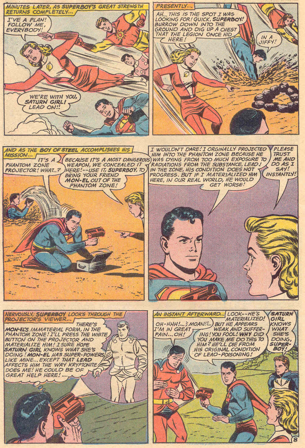 Read online Action Comics (1938) comic -  Issue #377 - 26