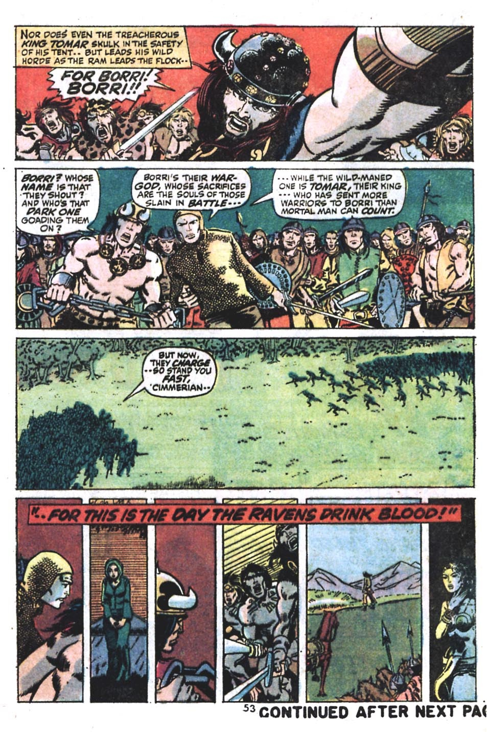 Giant-Size Conan issue 1 - Page 44