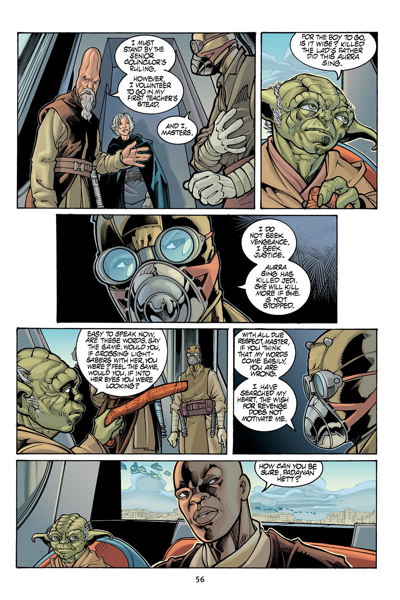 Read online Star Wars Omnibus comic -  Issue # Vol. 10 - 55