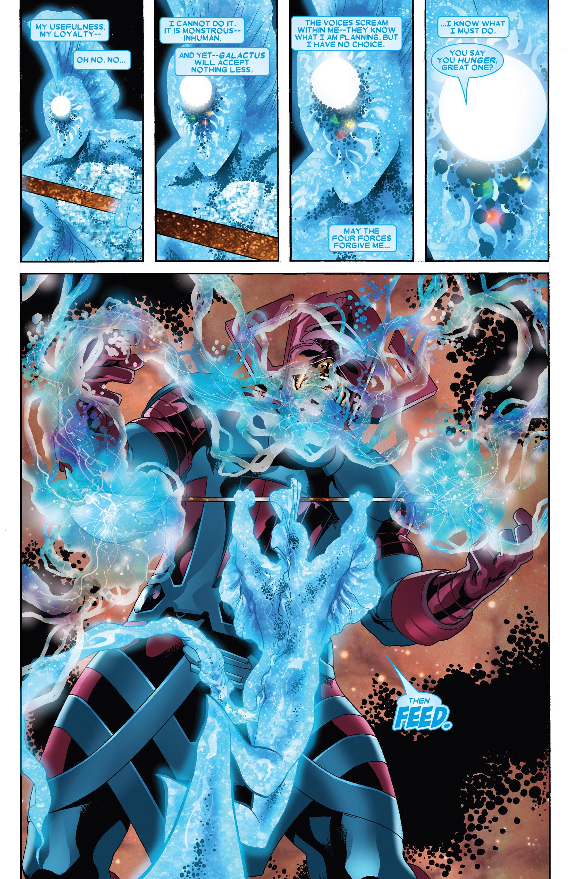 Read online Annihilation: Heralds Of Galactus comic -  Issue #1 - 36