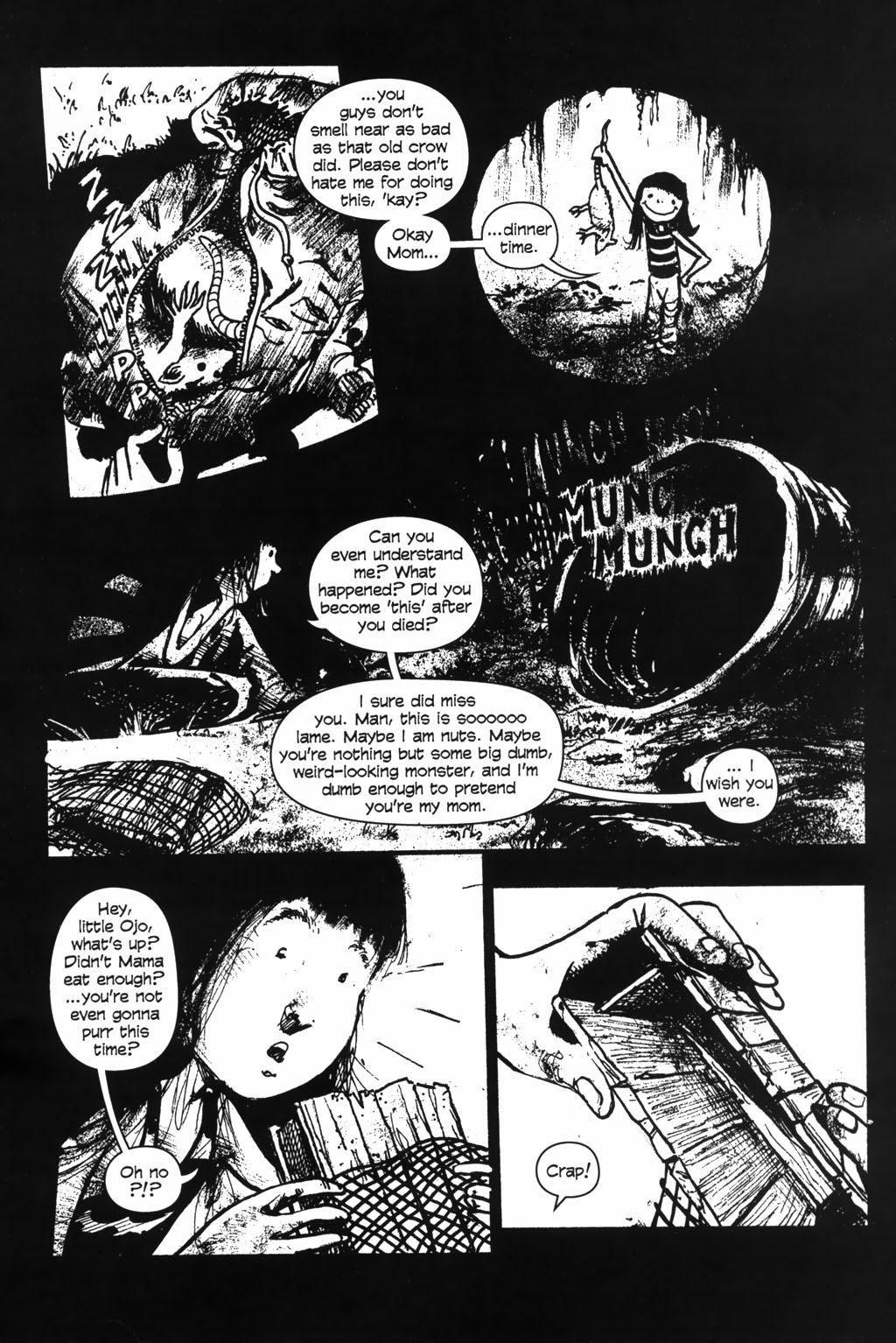 Read online Ojo comic -  Issue #2 - 24