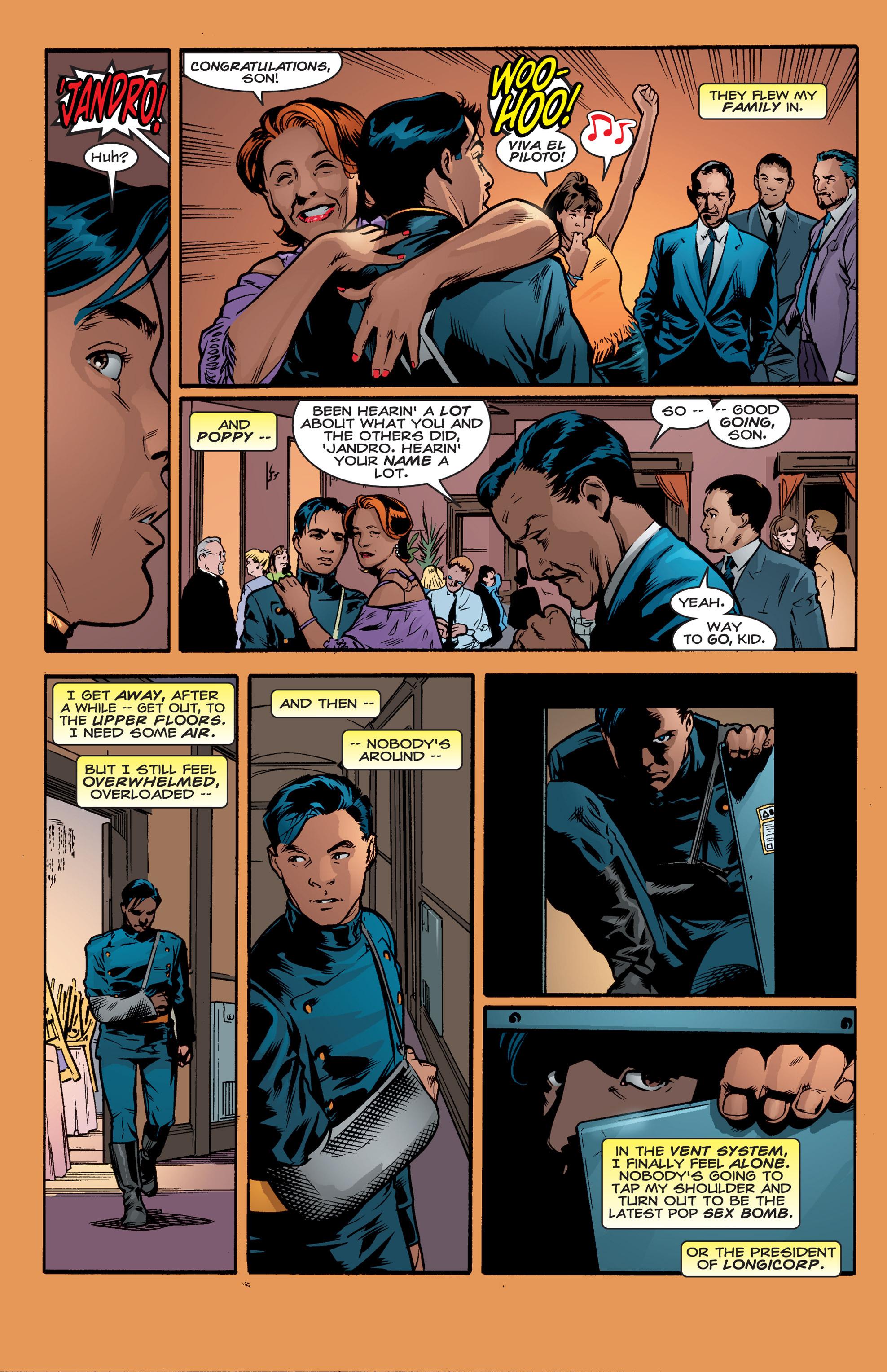 Read online Shockrockets comic -  Issue # TPB - 148