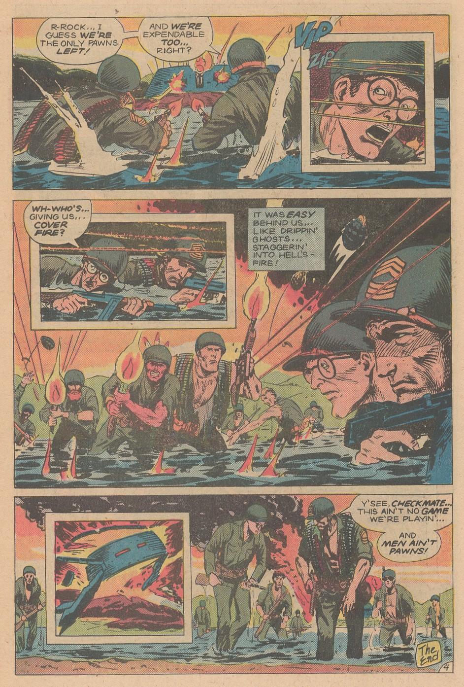 Read online Sgt. Rock comic -  Issue #355 - 27