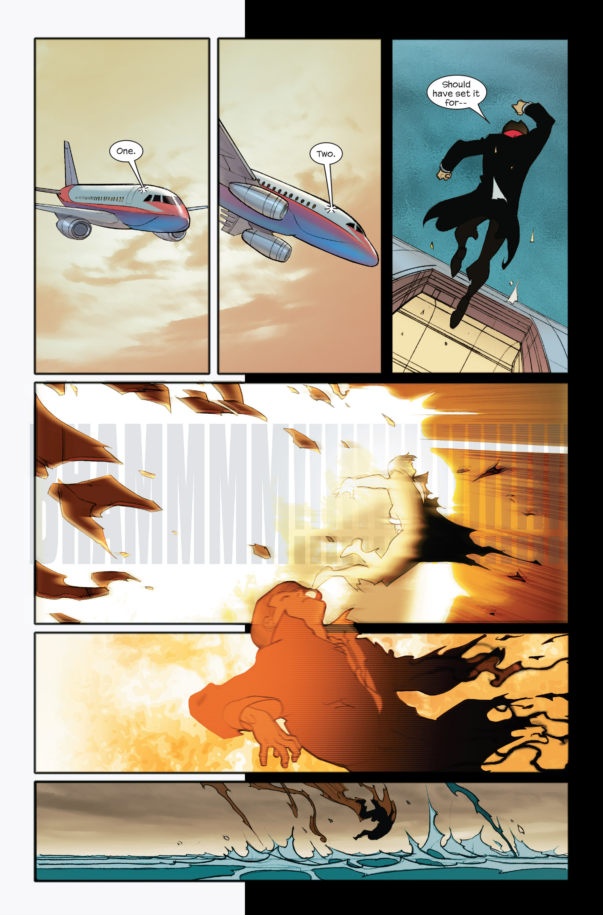 Read online Ultimate Iron Man II comic -  Issue #4 - 15