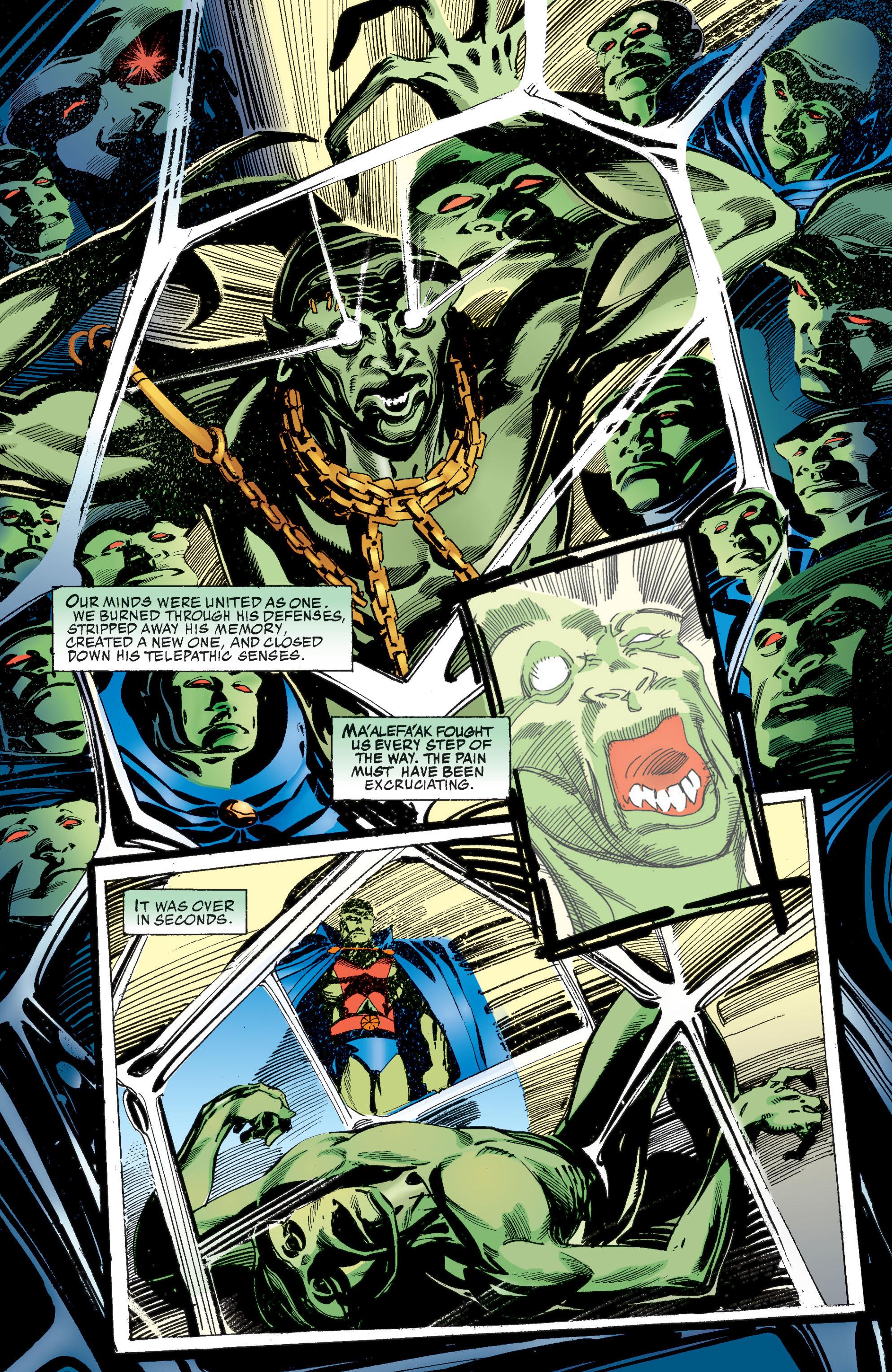 Read online Martian Manhunter: Son of Mars comic -  Issue # TPB - 170