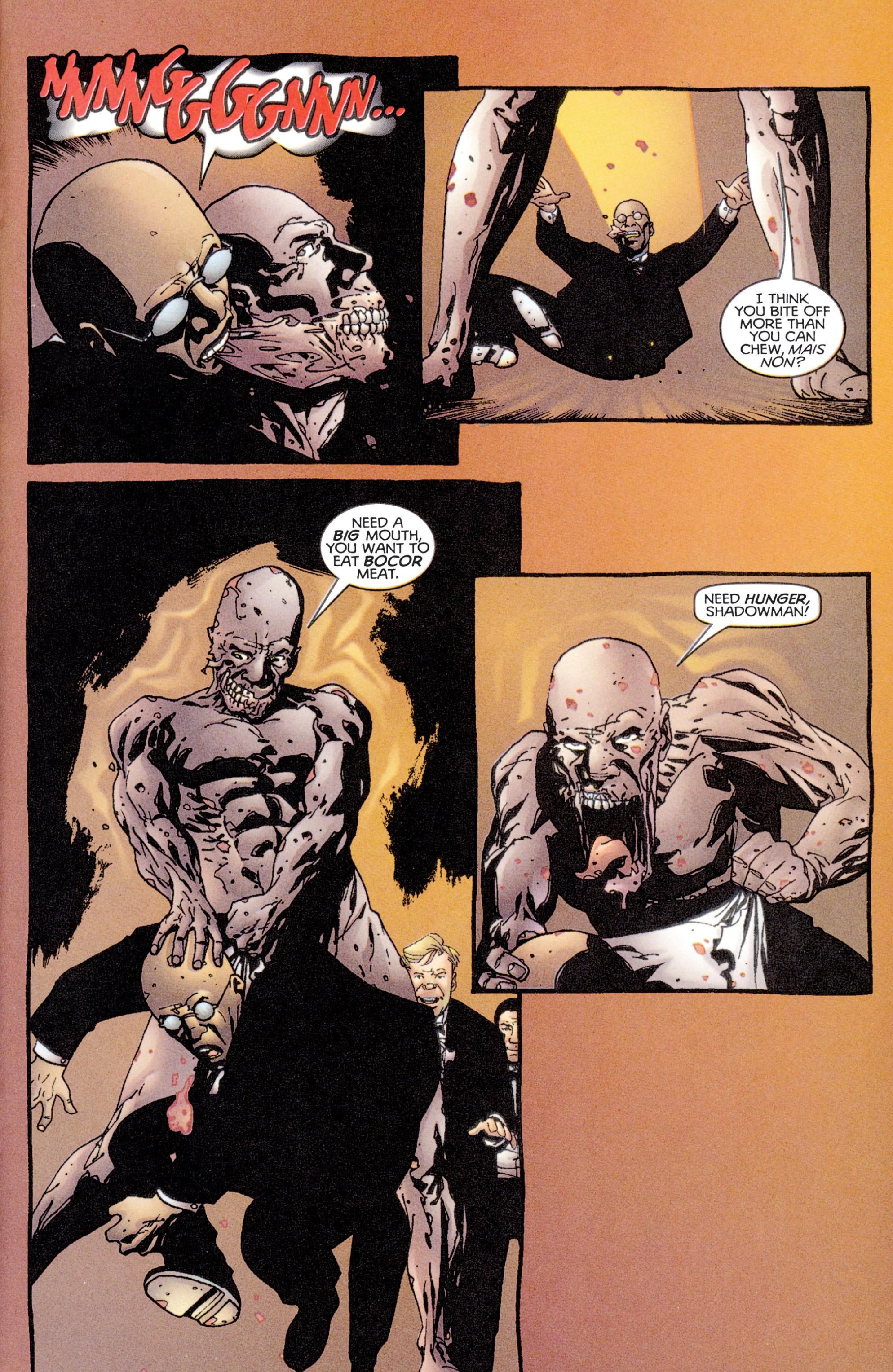 Read online Shadowman (1997) comic -  Issue #14 - 20