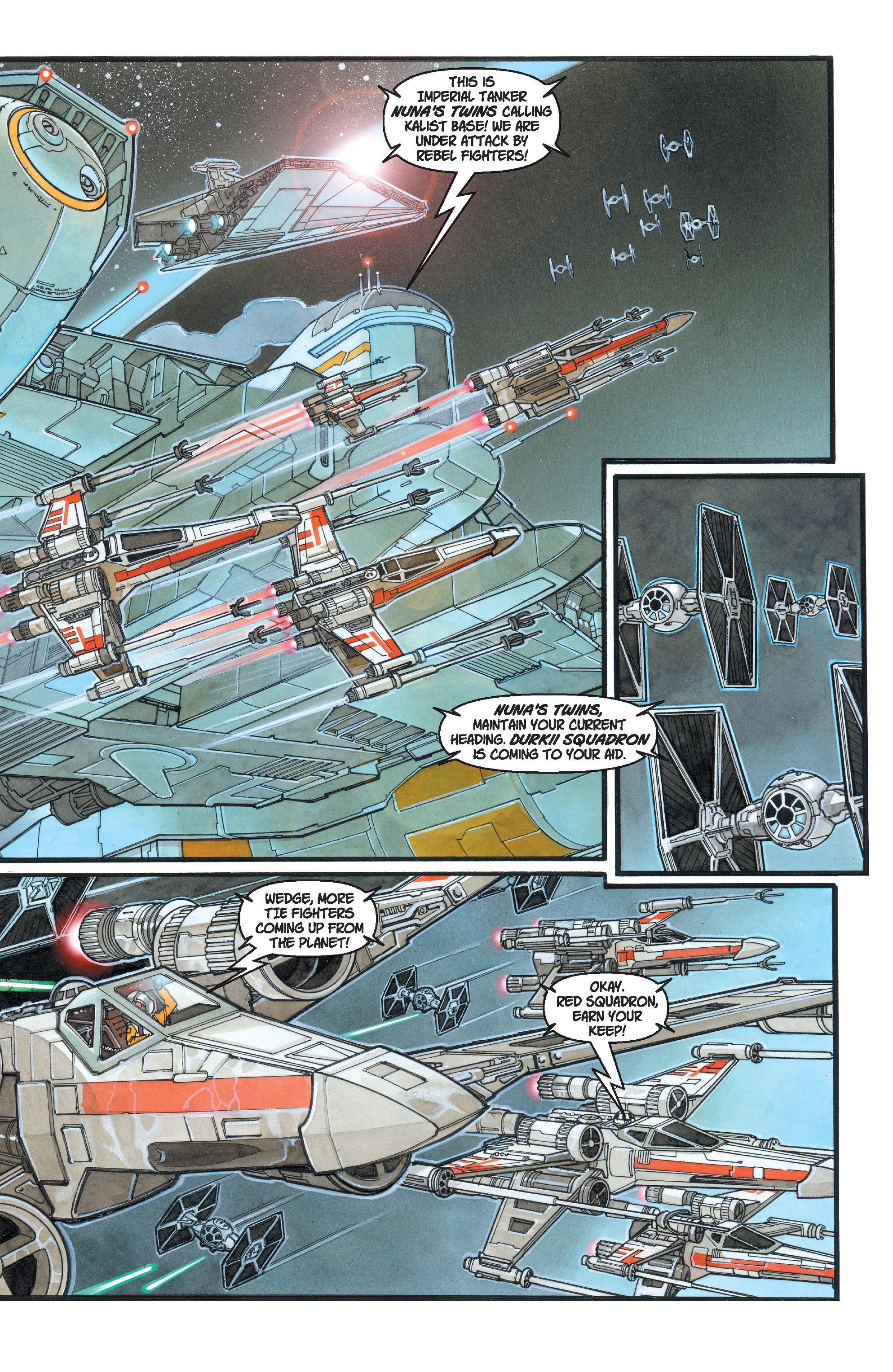 Read online Star Wars Omnibus comic -  Issue # Vol. 22 - 213