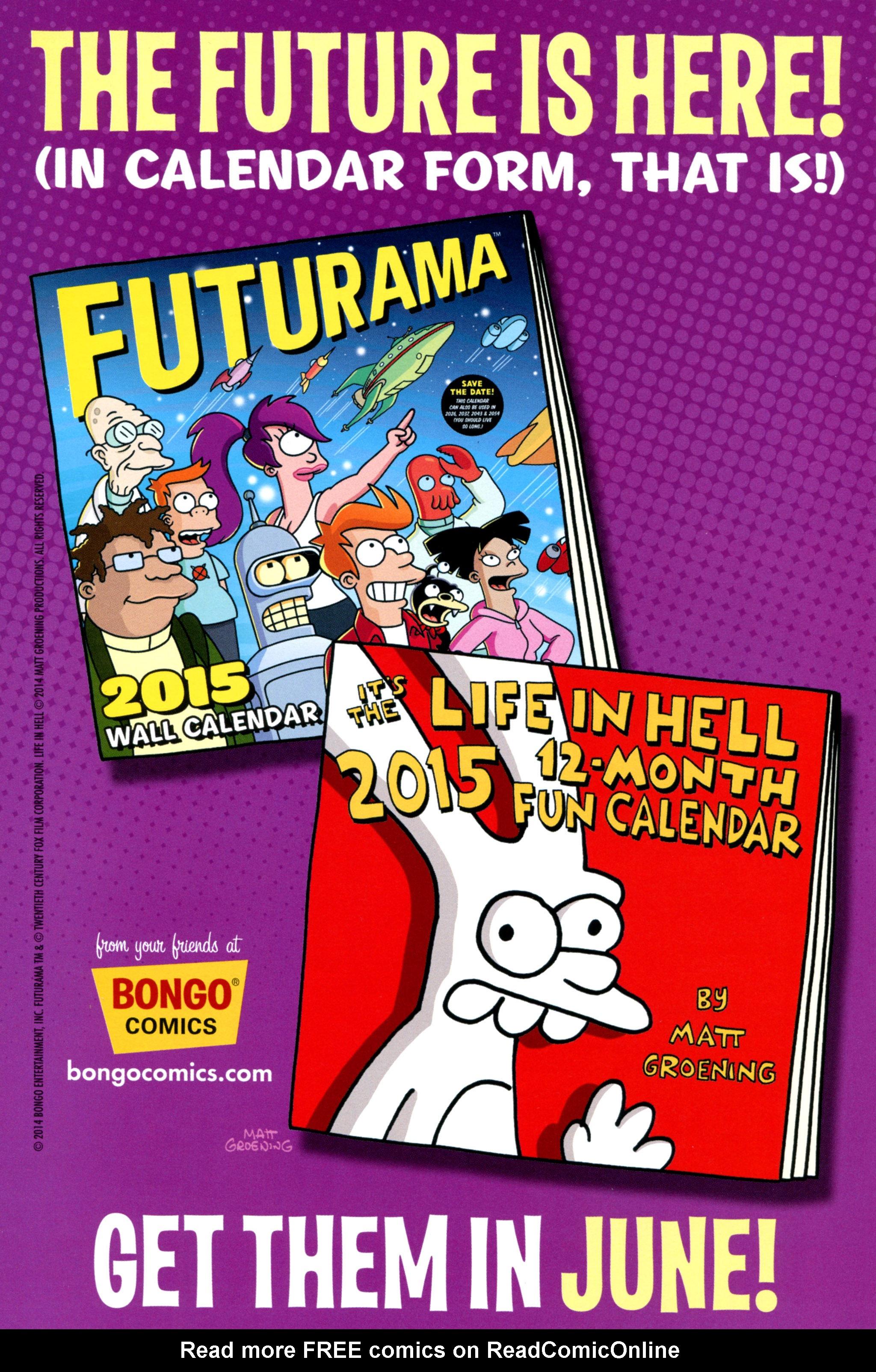 Read online Simpsons Comics comic -  Issue #213 - 30