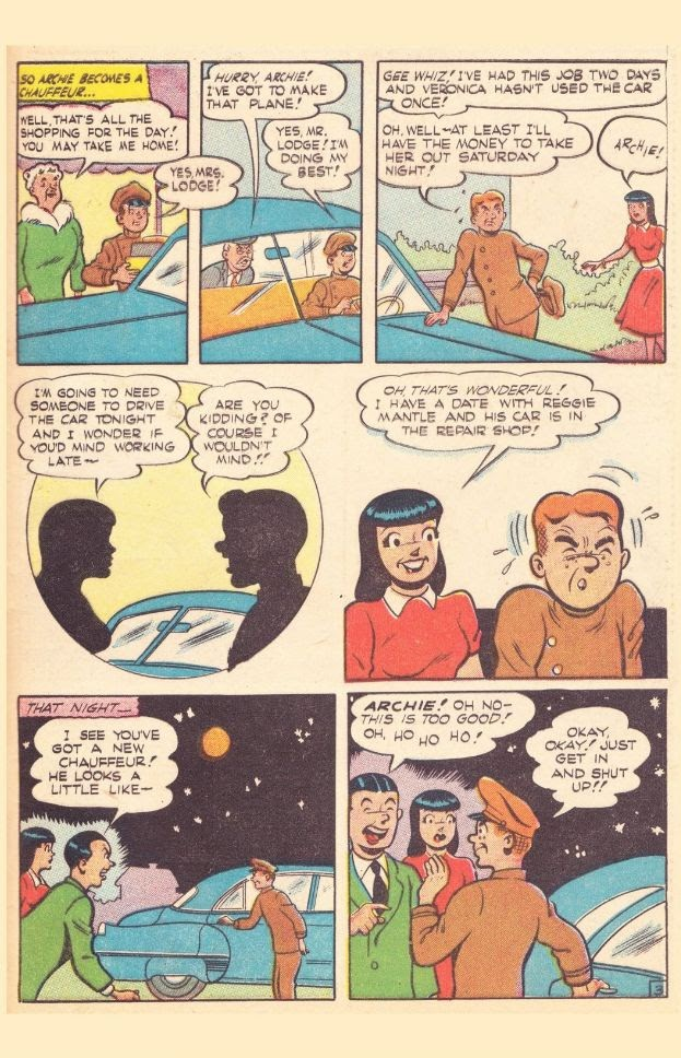 Archie Comics issue 041 - Page 39