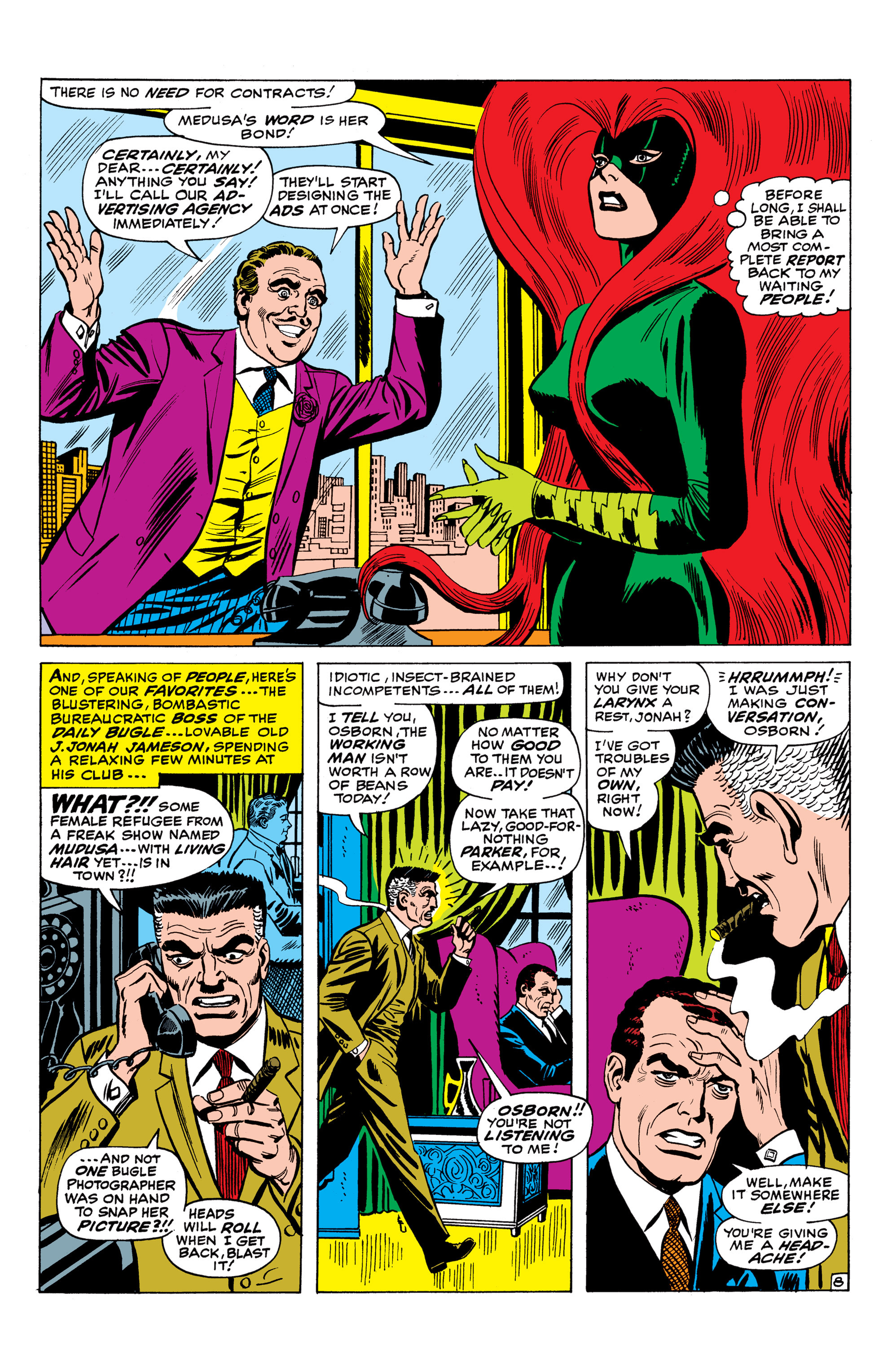 The Amazing Spider-Man (1963) 62 Page 8