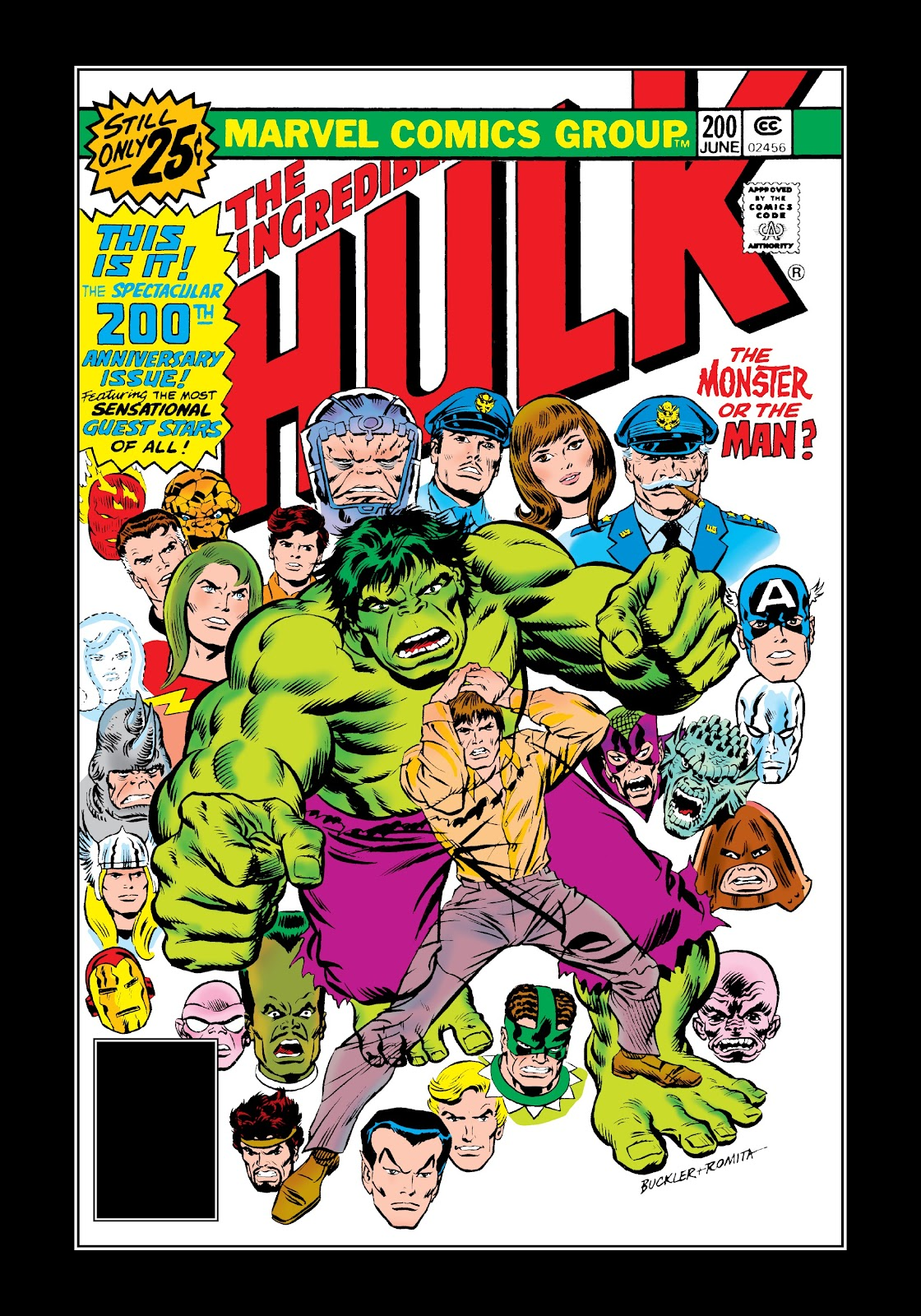 Read online Marvel Masterworks: The Incredible Hulk comic -  Issue # TPB 12 (Part 1) - 100