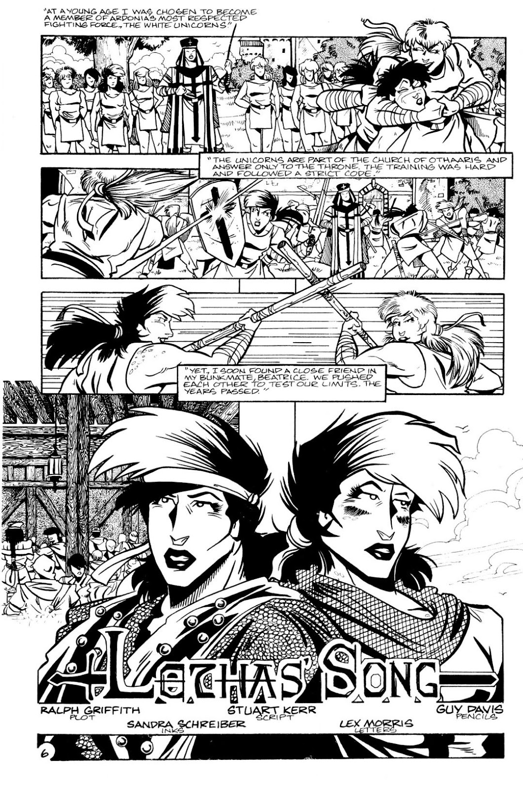 The Realm (1986) issue 9 - Page 8