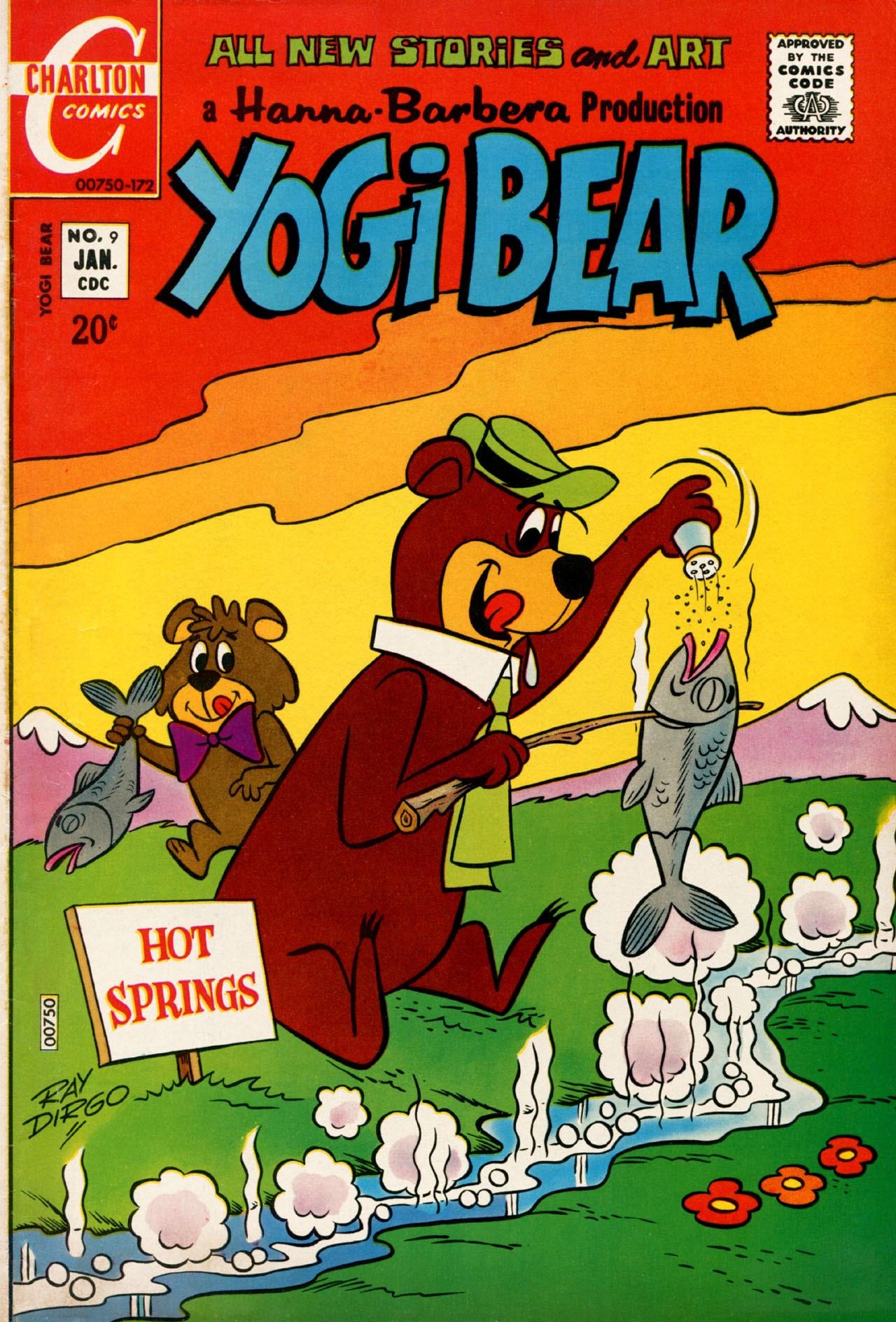 Yogi Bear (1970) 9 Page 1