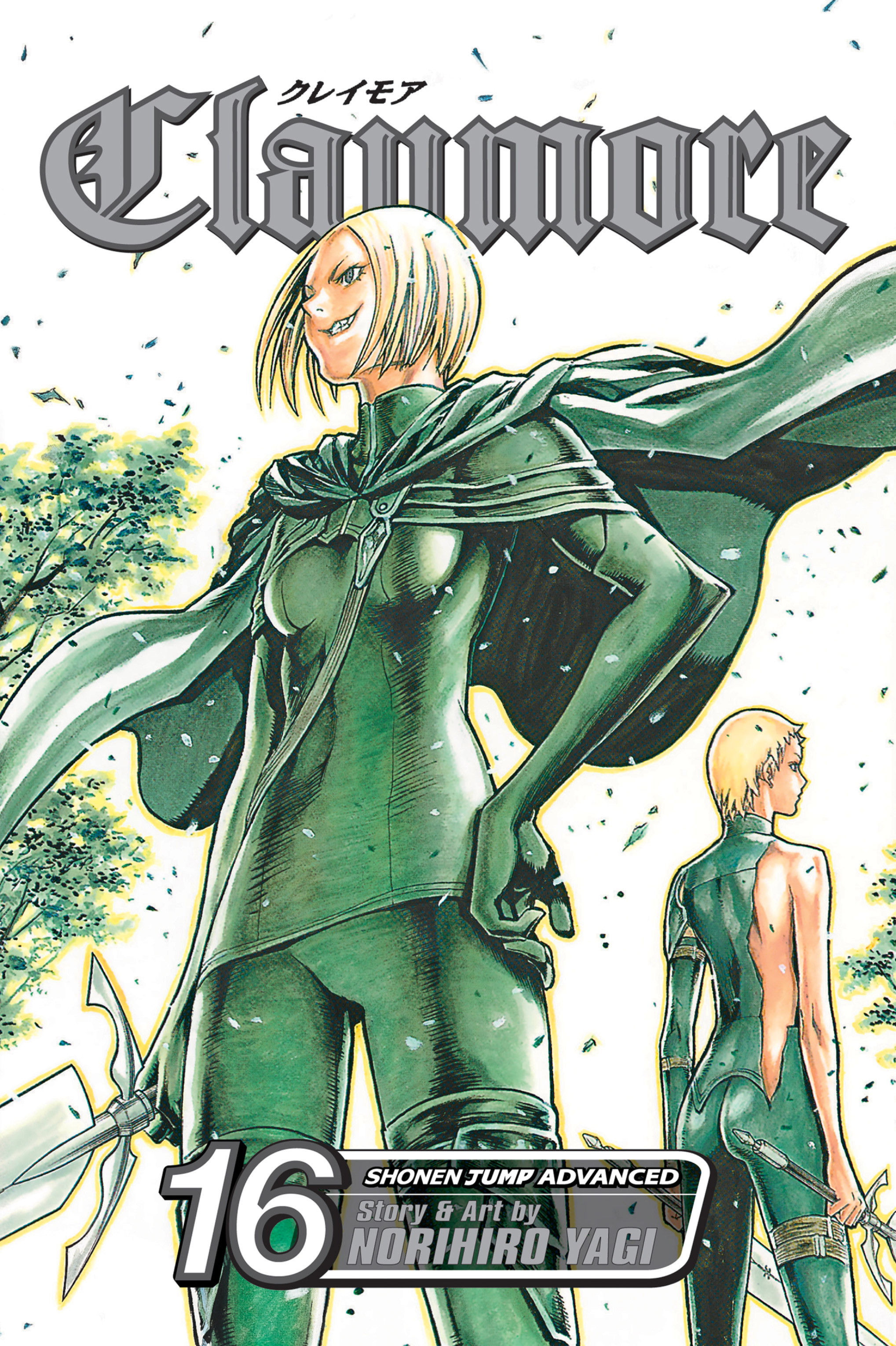 Claymore 16 Page 1