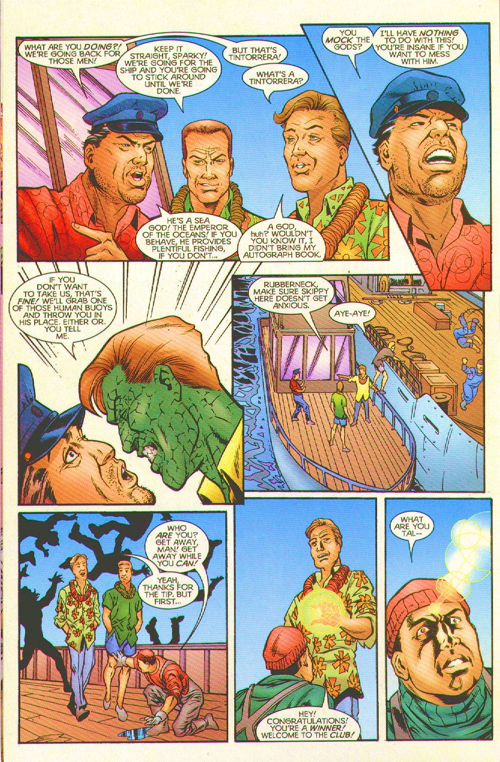 Read online Trinity Angels comic -  Issue #8 - 12