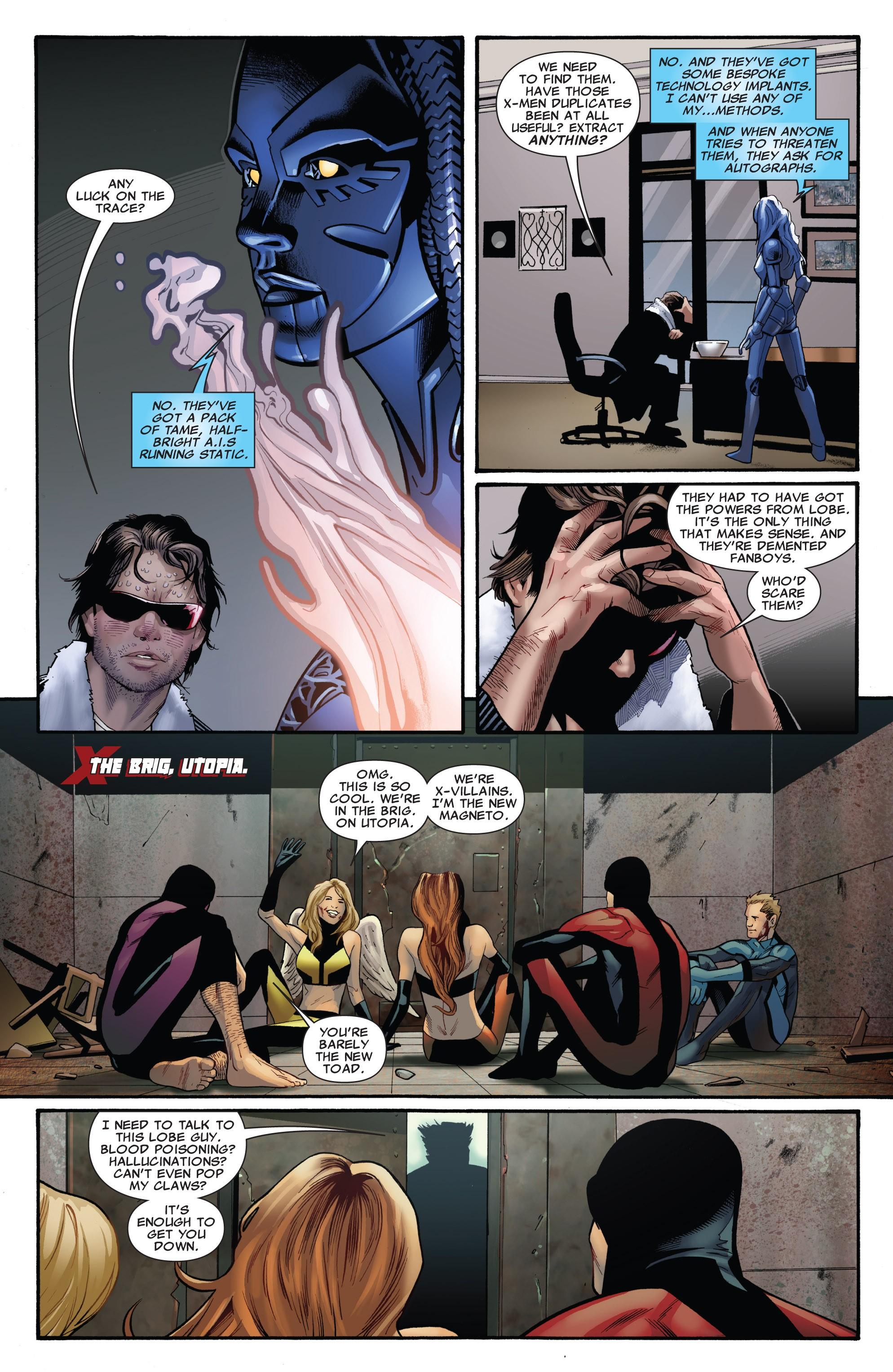 Read online Uncanny X-Men (1963) comic -  Issue #532 - 20