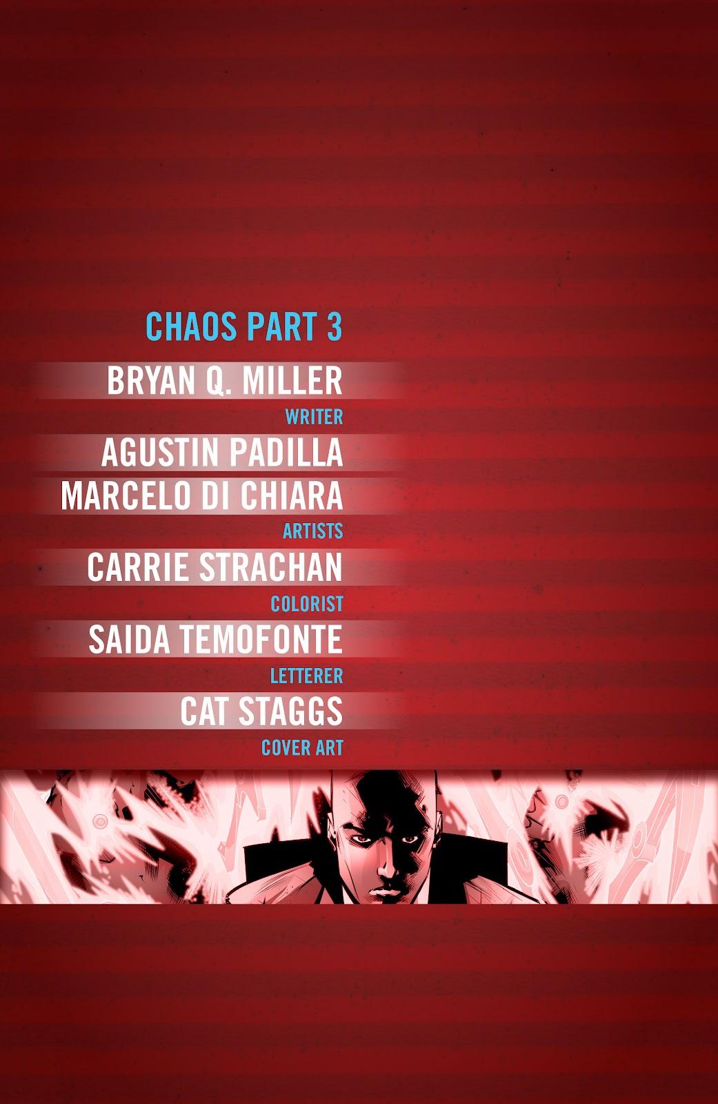 Read online Smallville Season 11 [II] comic -  Issue # TPB 8 - 112