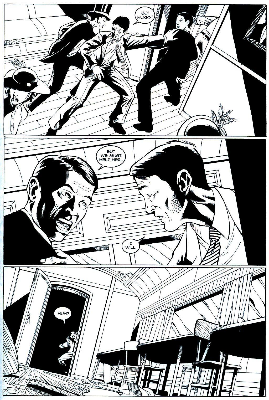 Read online Shi: Sempo comic -  Issue #2 - 7