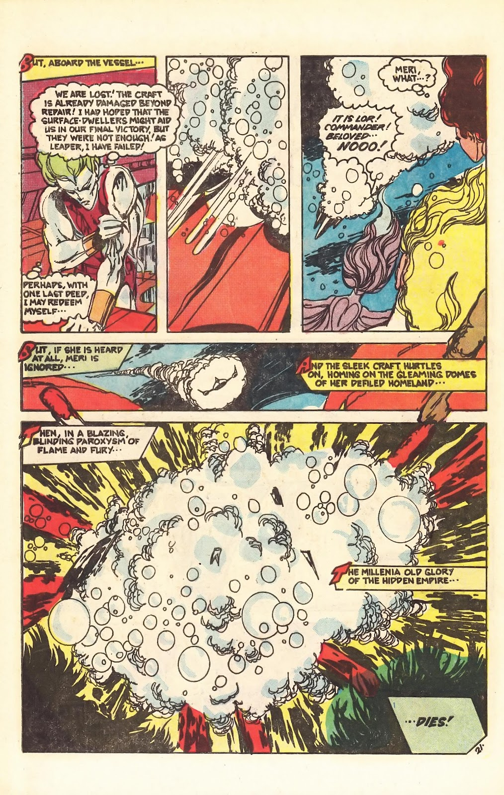 Read online Doomsday   1 (1975) comic -  Issue #4 - 27