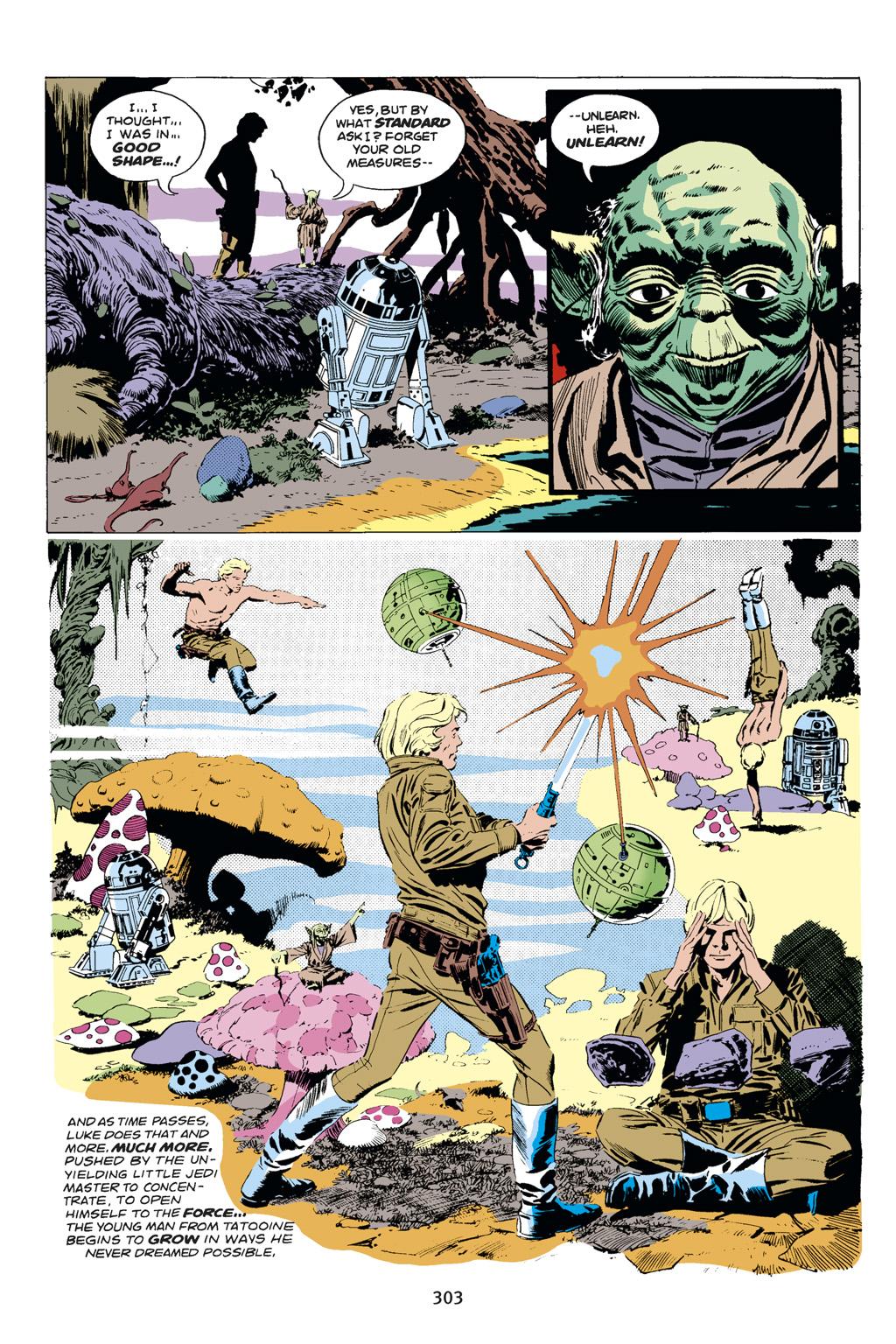 Read online Star Wars Omnibus comic -  Issue # Vol. 14 - 301