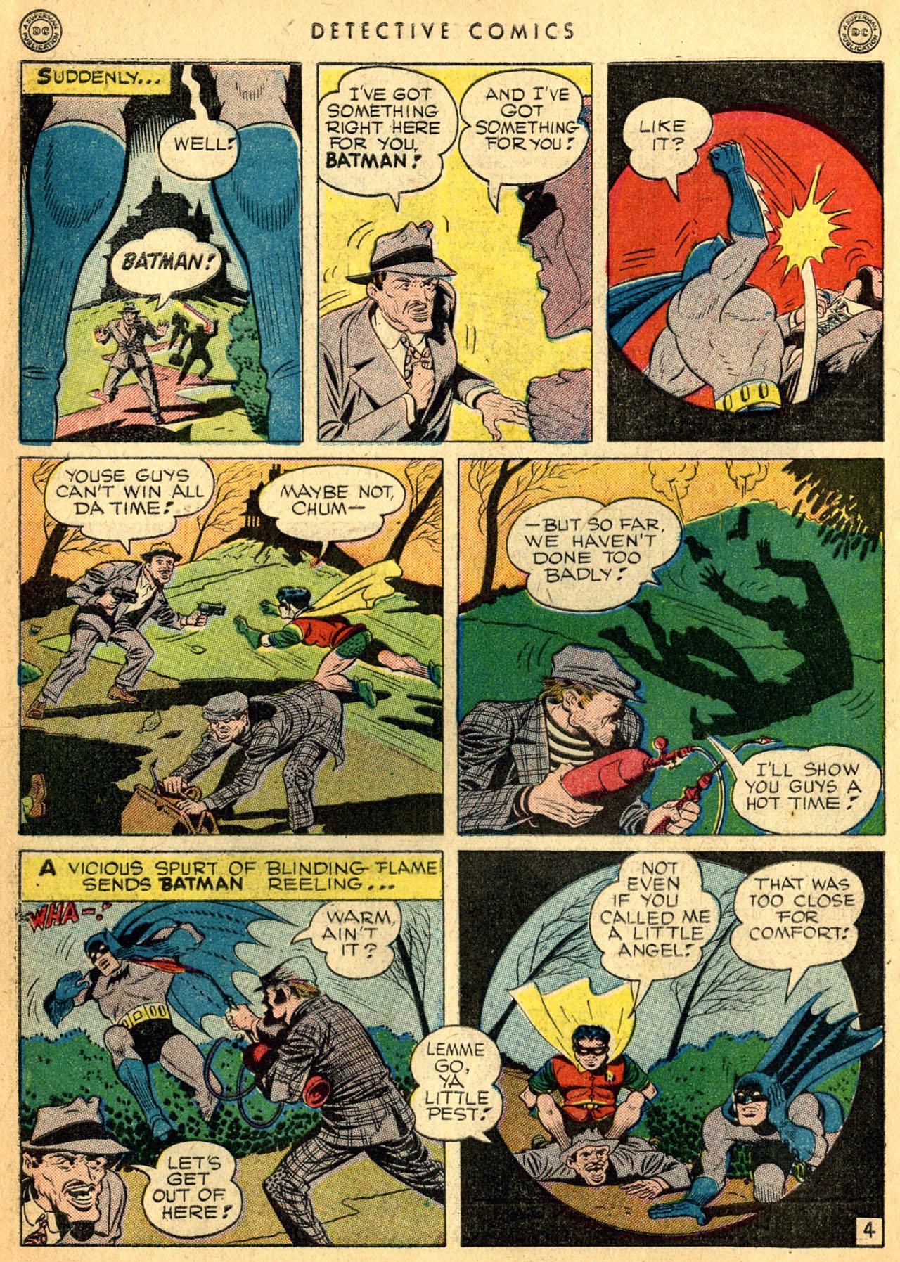Read online Detective Comics (1937) comic -  Issue #98 - 6