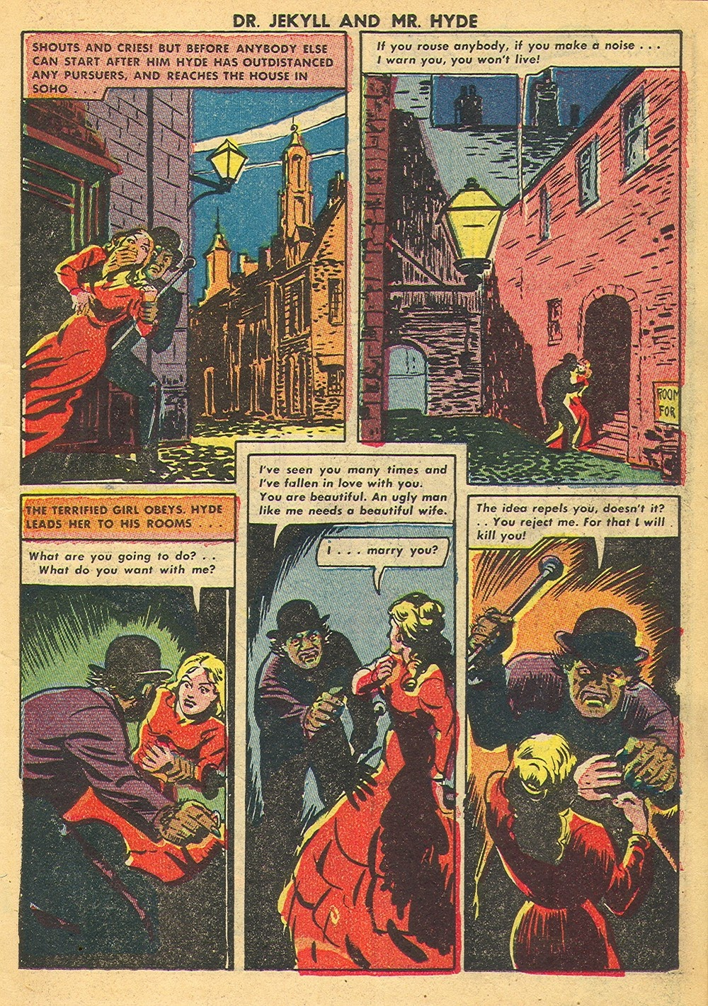 Classics Illustrated issue 13 - Page 29