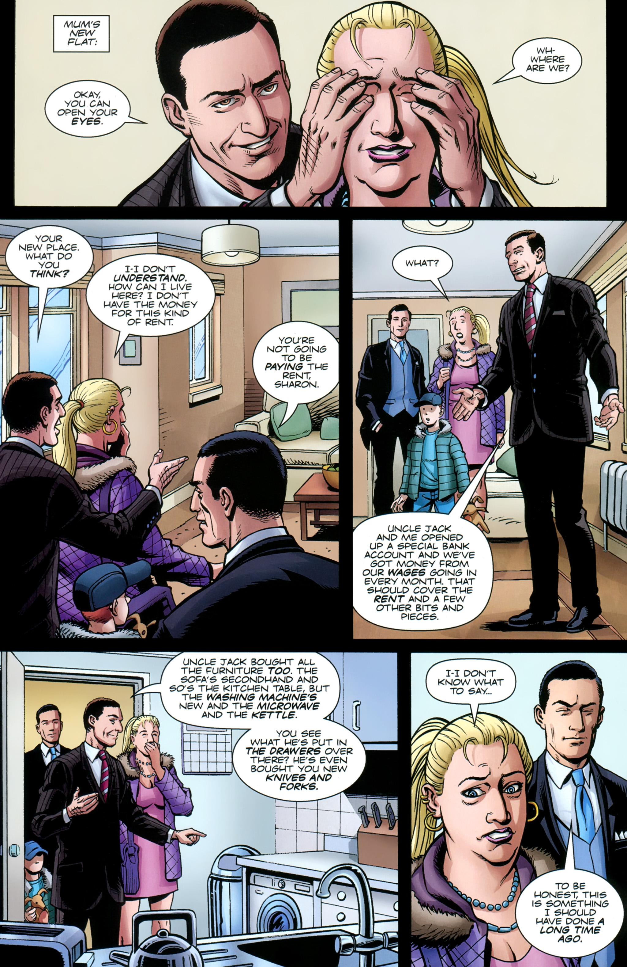 Read online Secret Service comic -  Issue #5 - 11