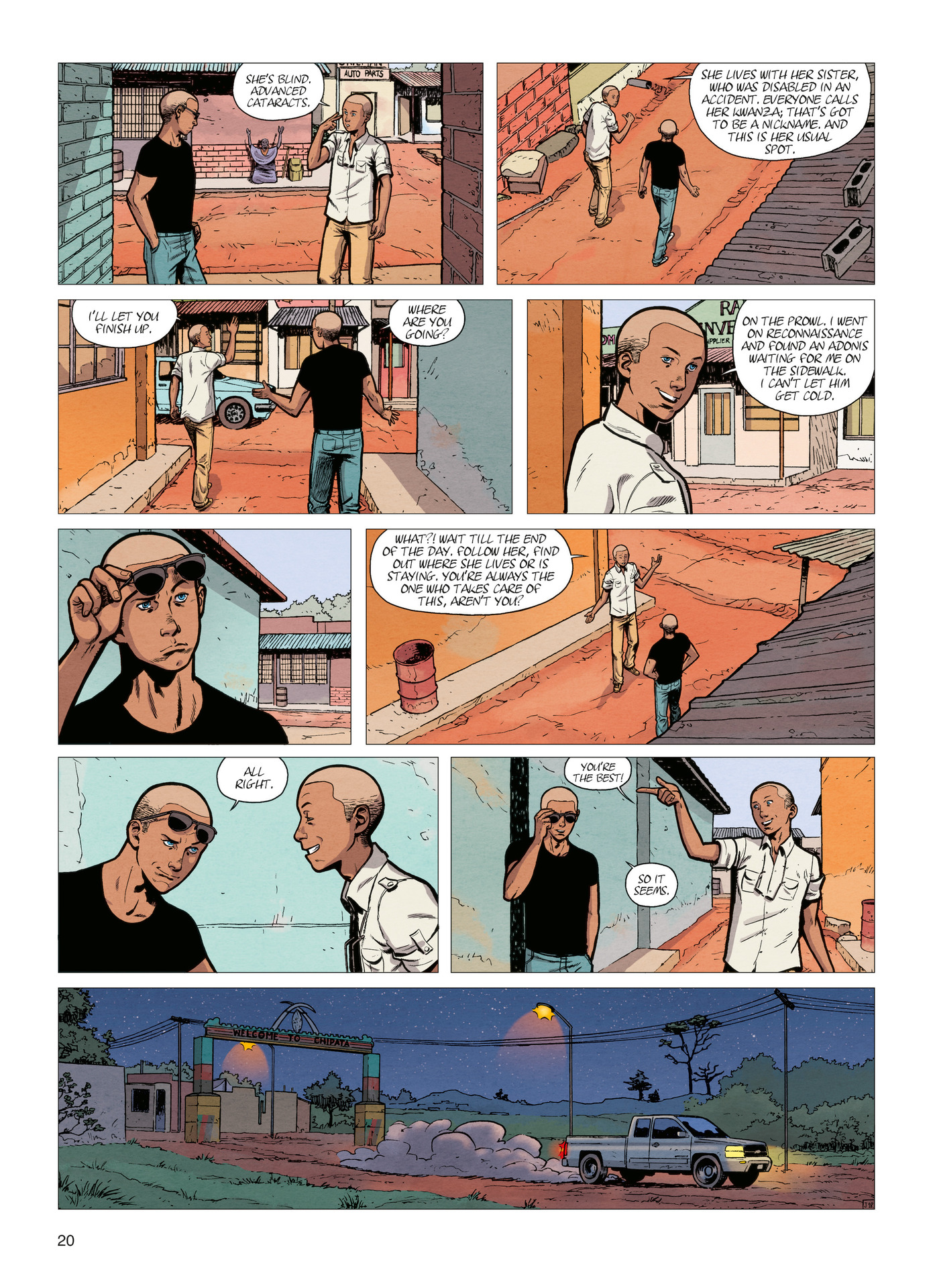 Read online Alter Ego comic -  Issue #4 - 22