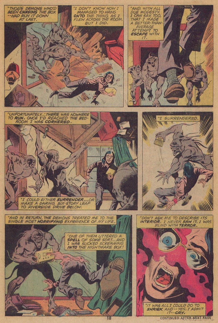 Man-Thing (1974) issue 22 - Page 13