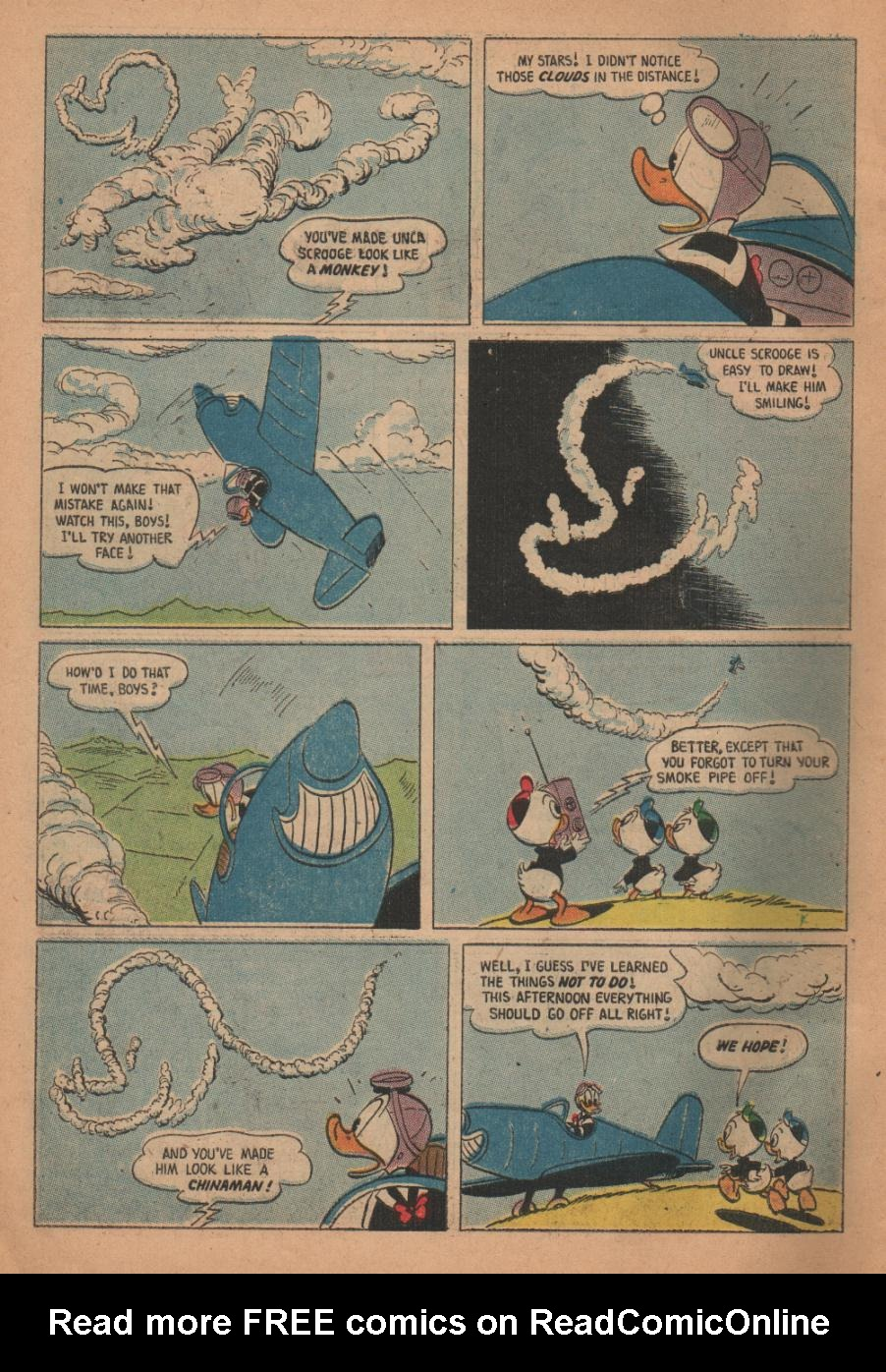Walt Disney's Comics and Stories issue 194 - Page 6