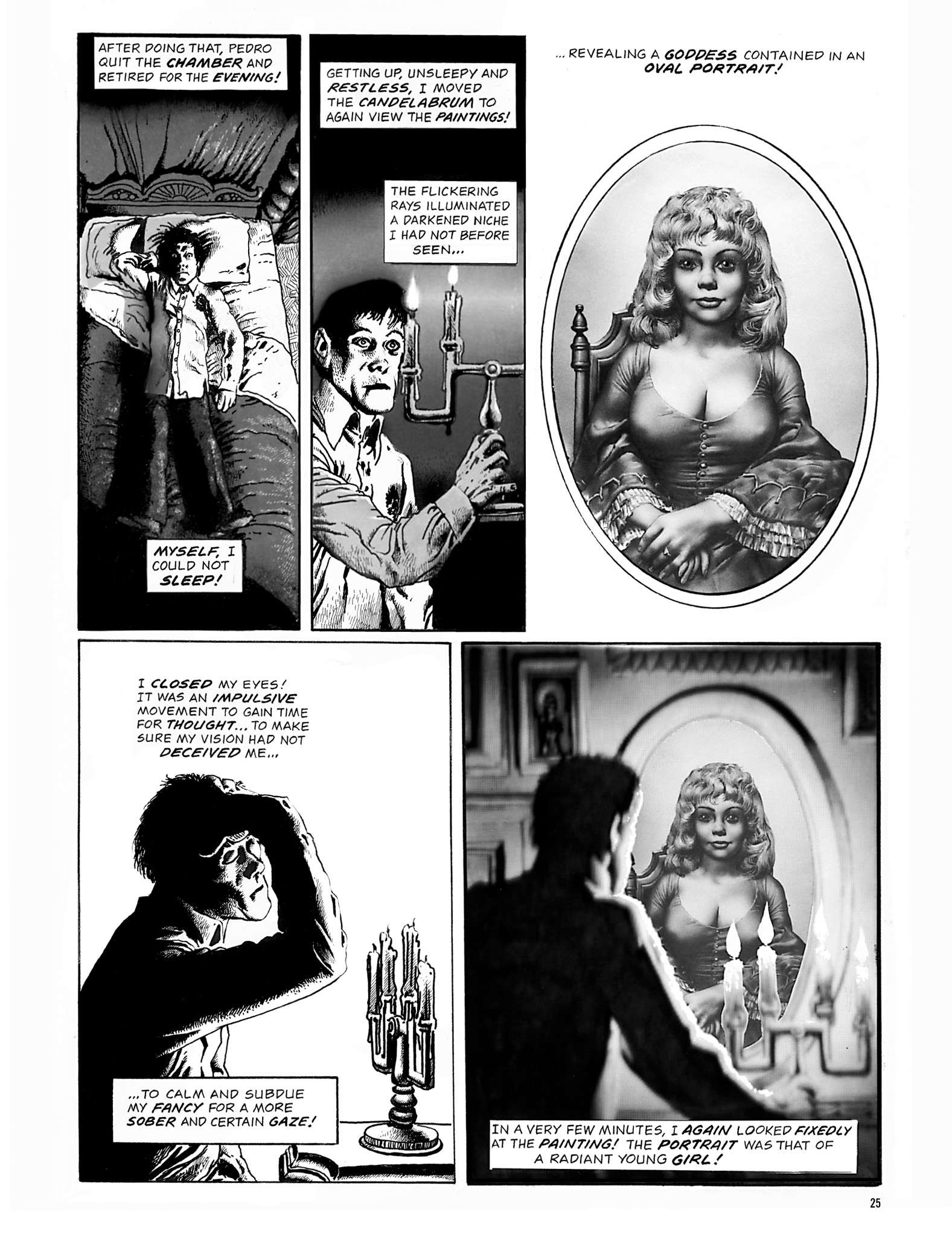 Read online Eerie Archives comic -  Issue # TPB 18 - 26