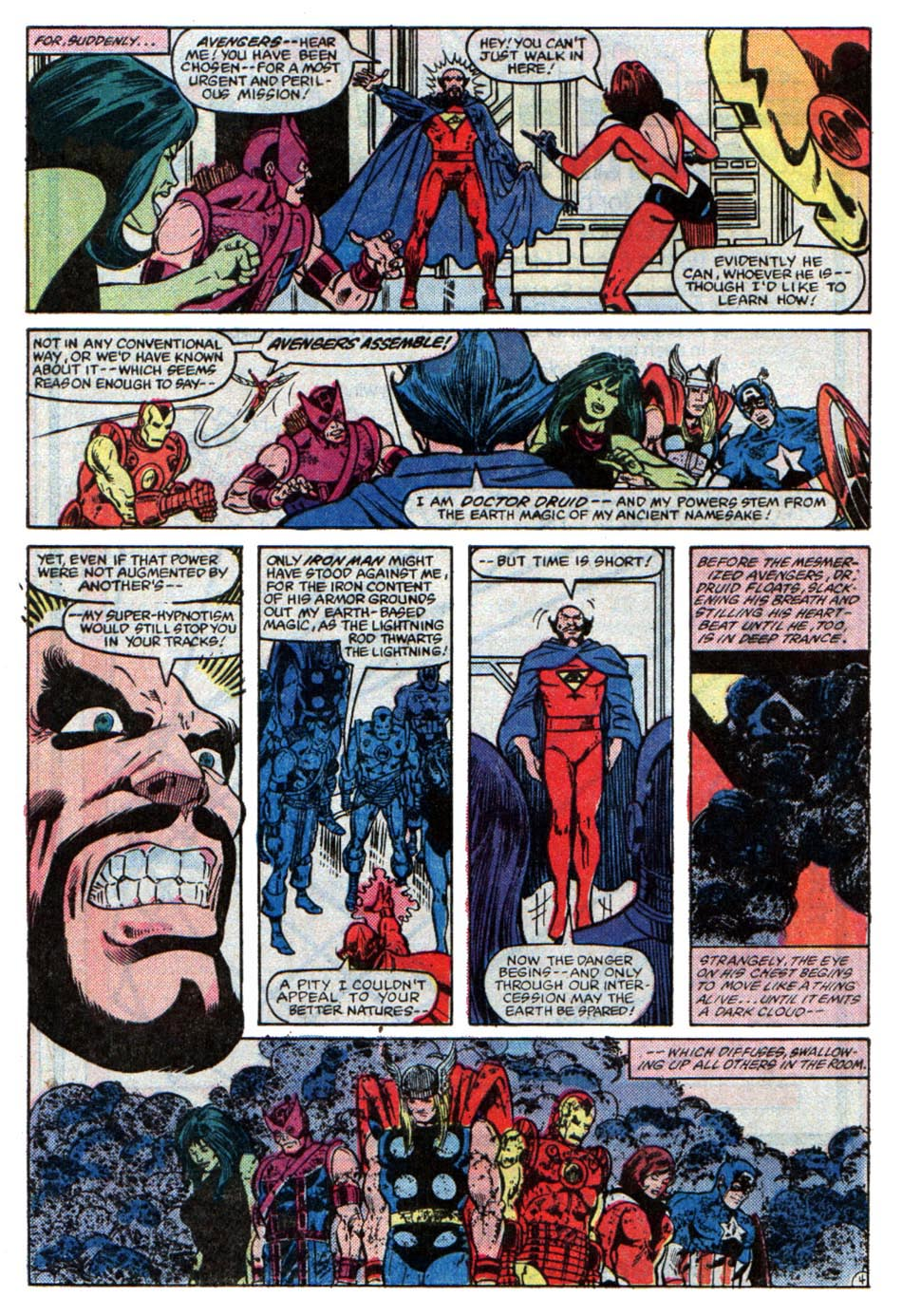 The Avengers (1963) 225 Page 4