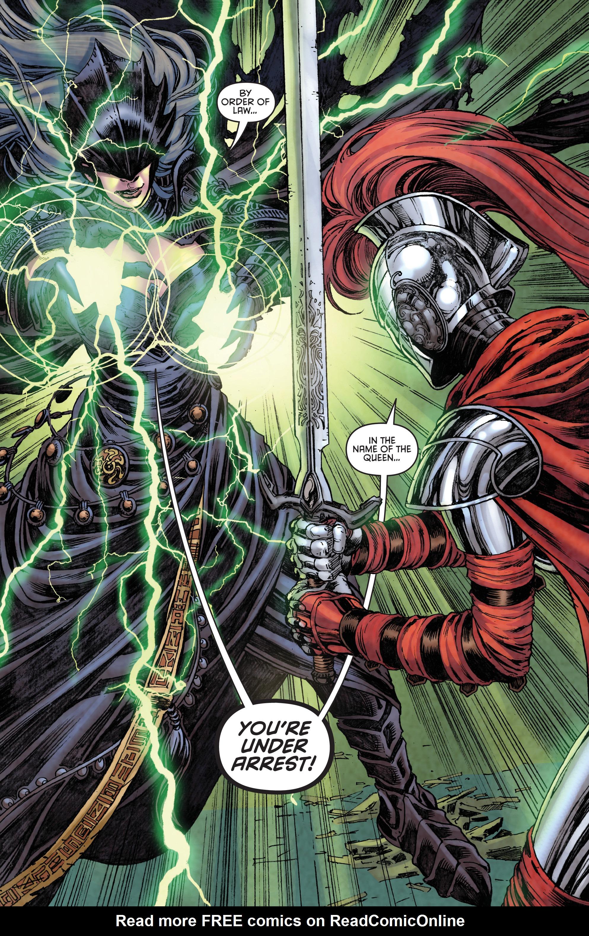 Read online Pathfinder: Runescars comic -  Issue #1 - 26