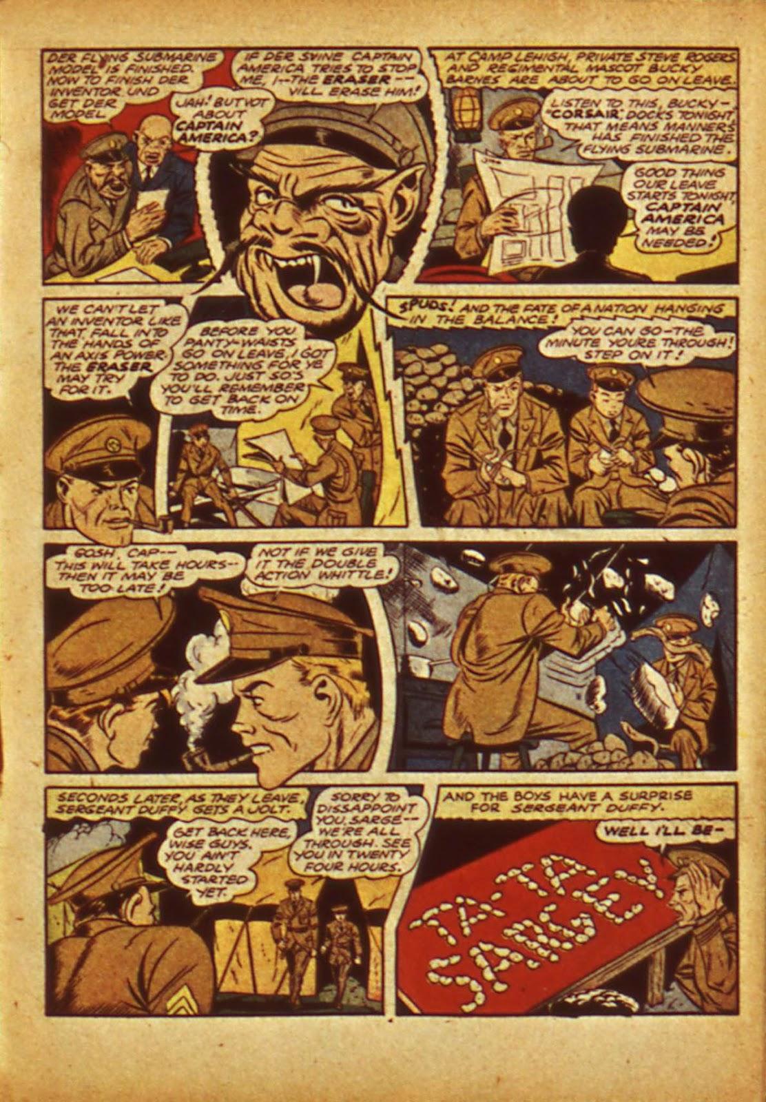 USA Comics issue 7 - Page 5