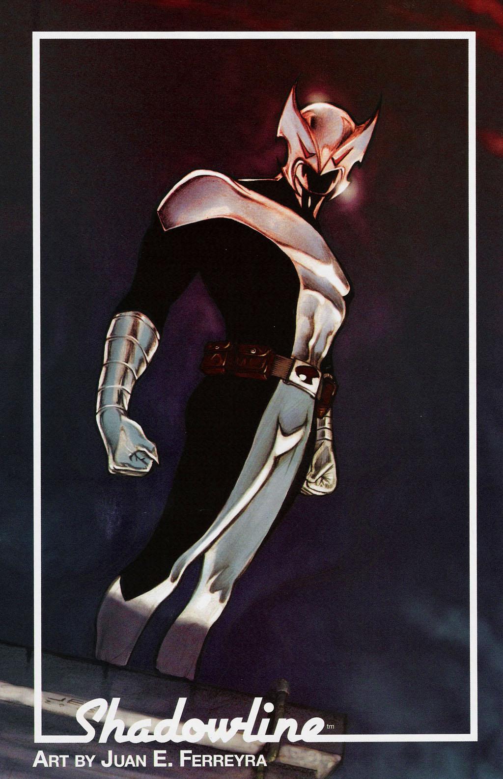 Read online ShadowHawk (2005) comic -  Issue #3 - 26