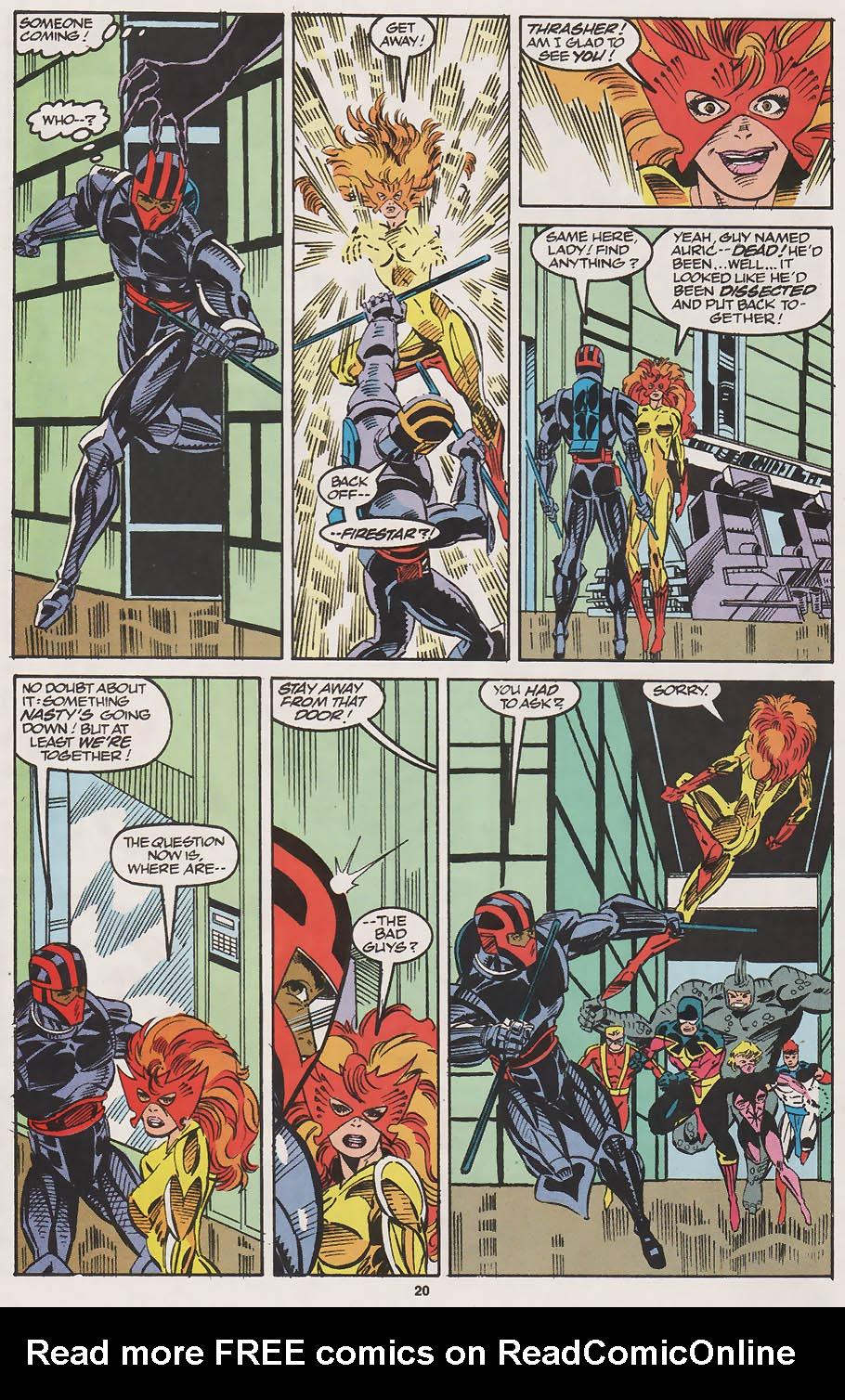 Web of Spider-Man (1985) _Annual 8 #8 - English 16
