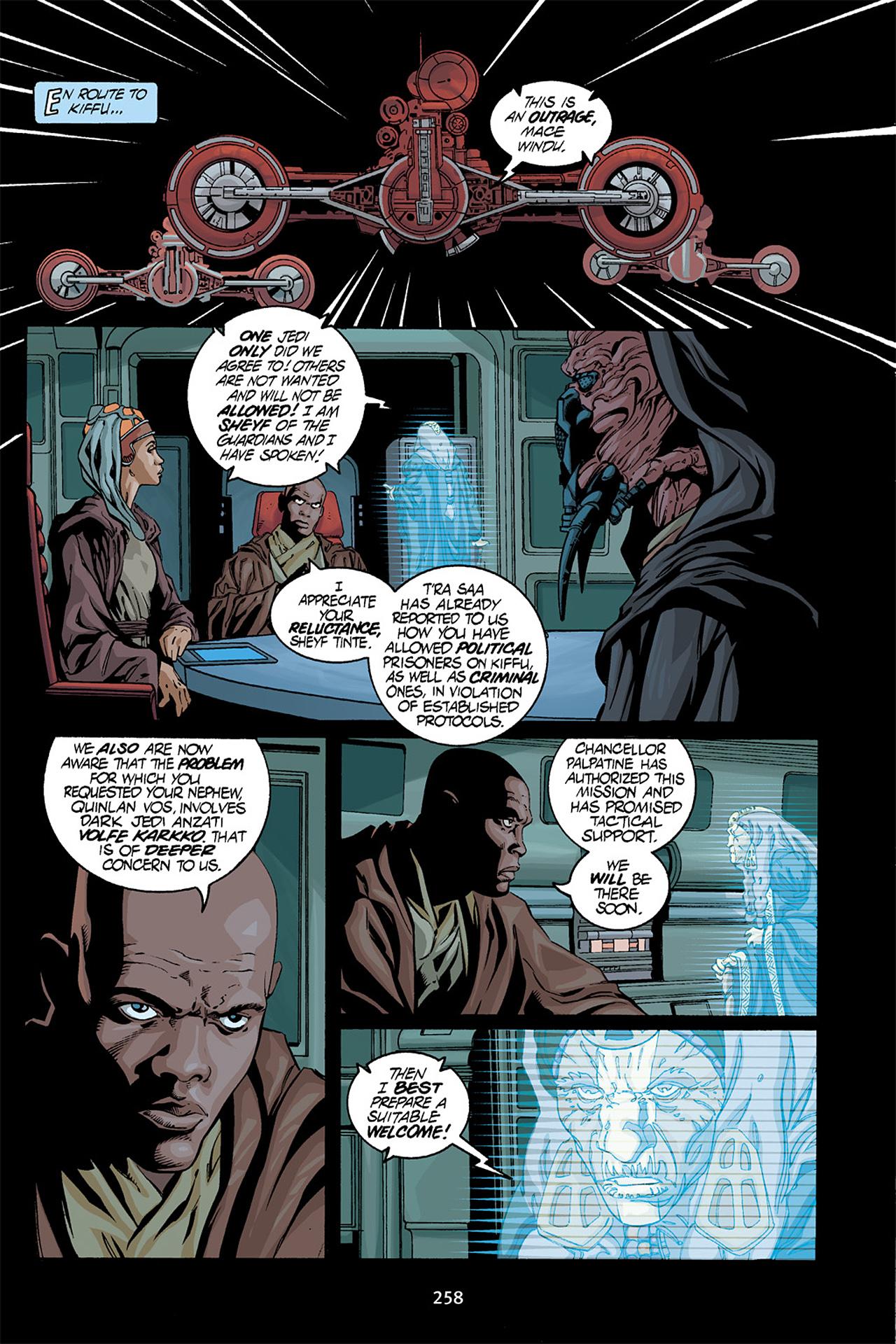 Read online Star Wars Omnibus comic -  Issue # Vol. 15 - 255