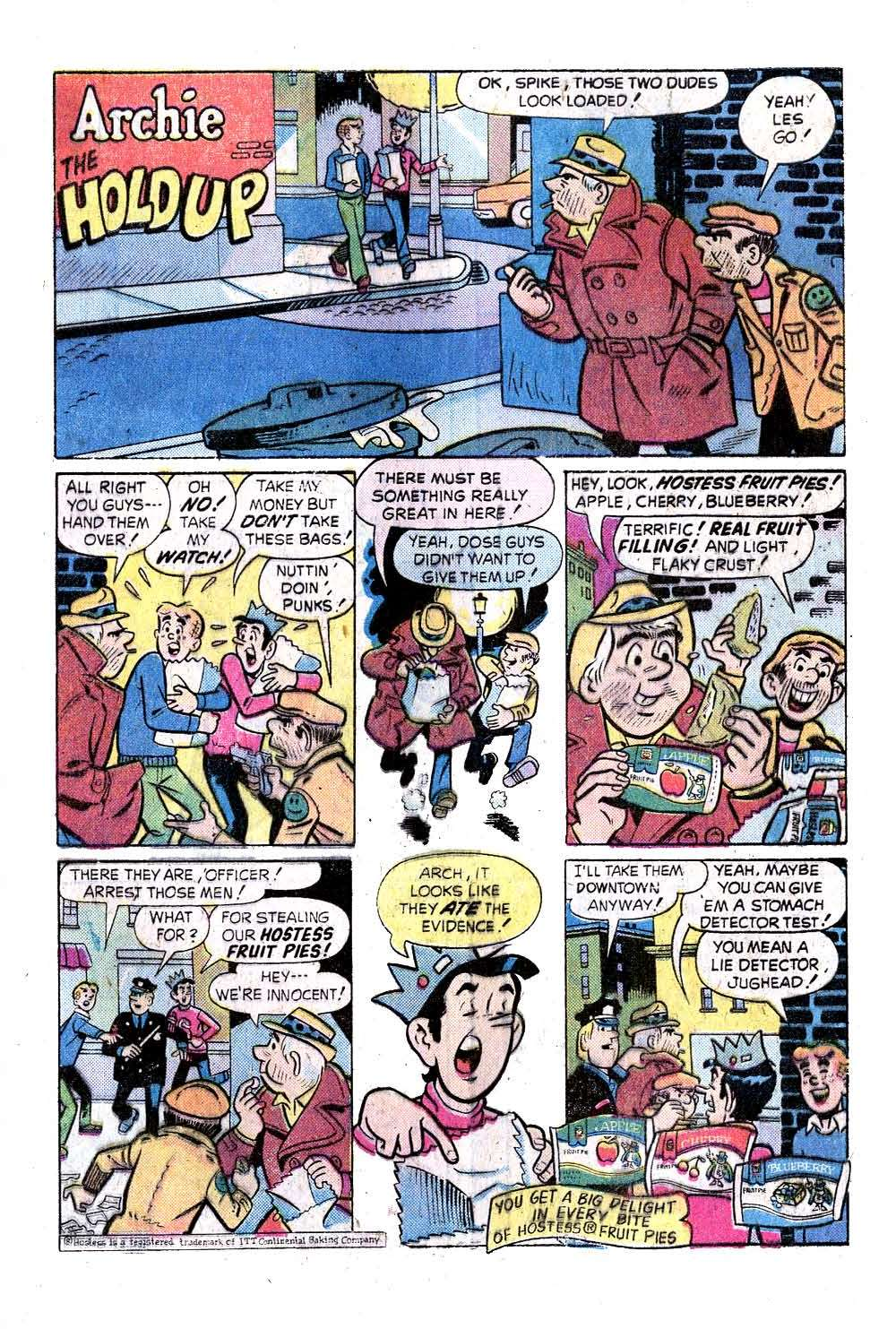 Read online Archie (1960) comic -  Issue #245 - 9