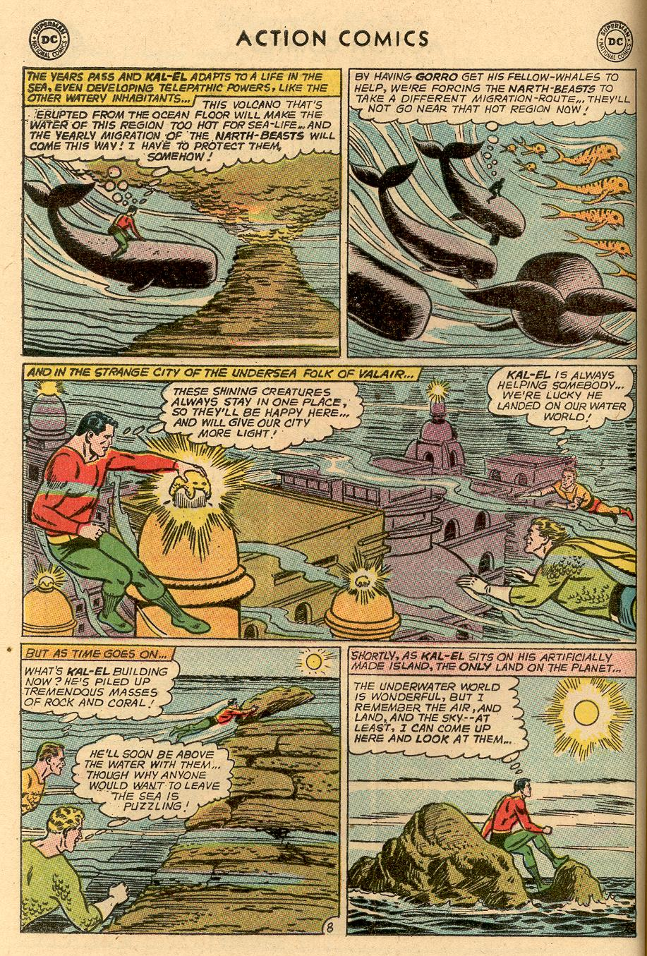 Read online Action Comics (1938) comic -  Issue #314 - 10